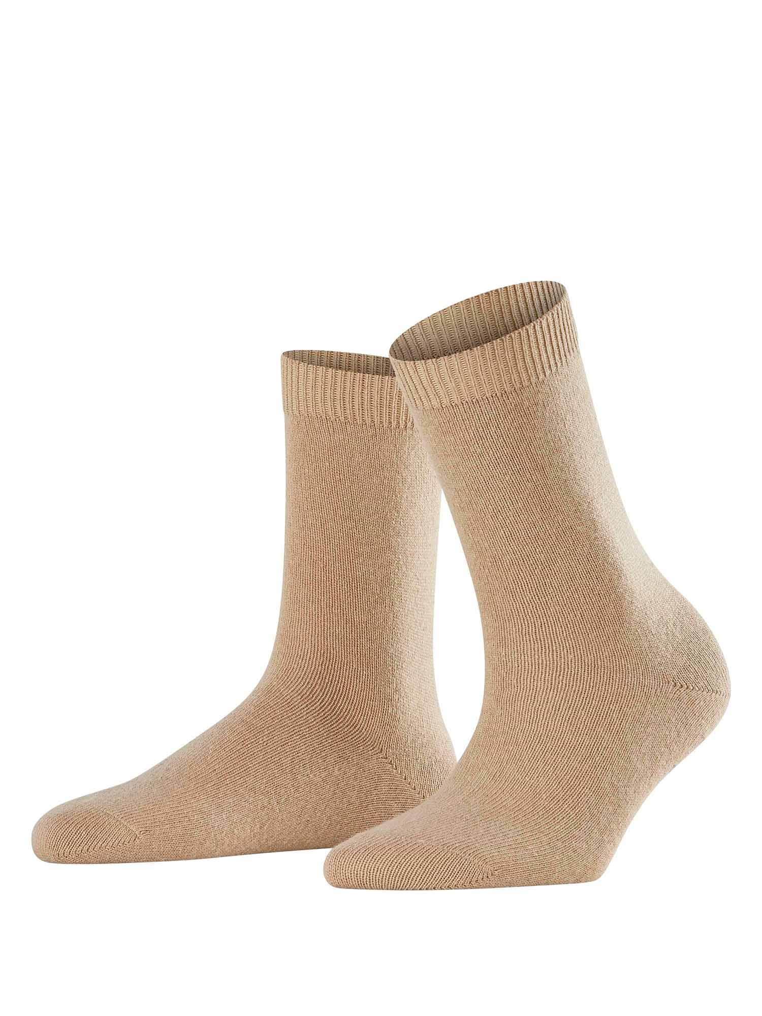 Ponožky Cosy Wool velbloudí FALKE
