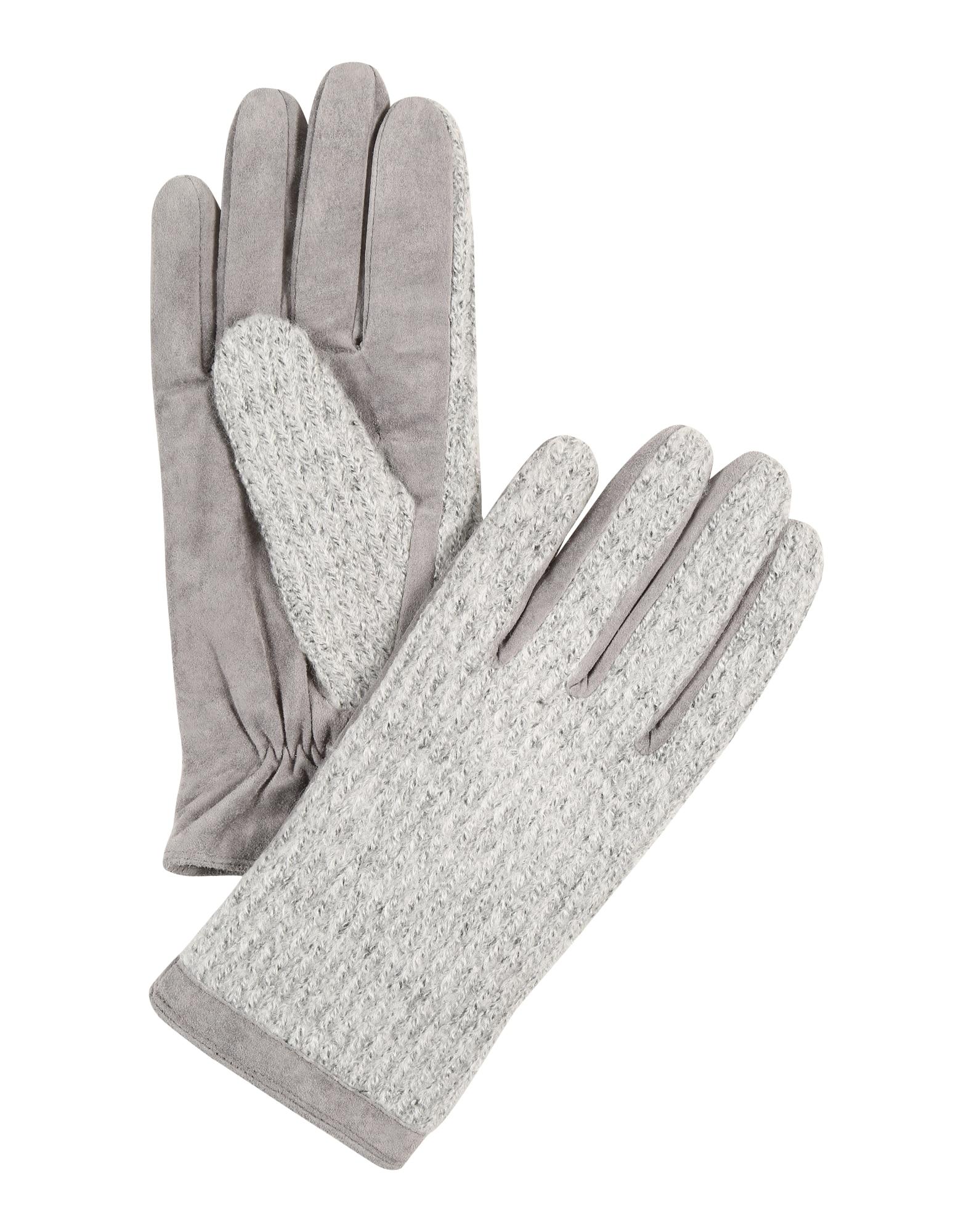 Prstové rukavice Lennon šedá Barts