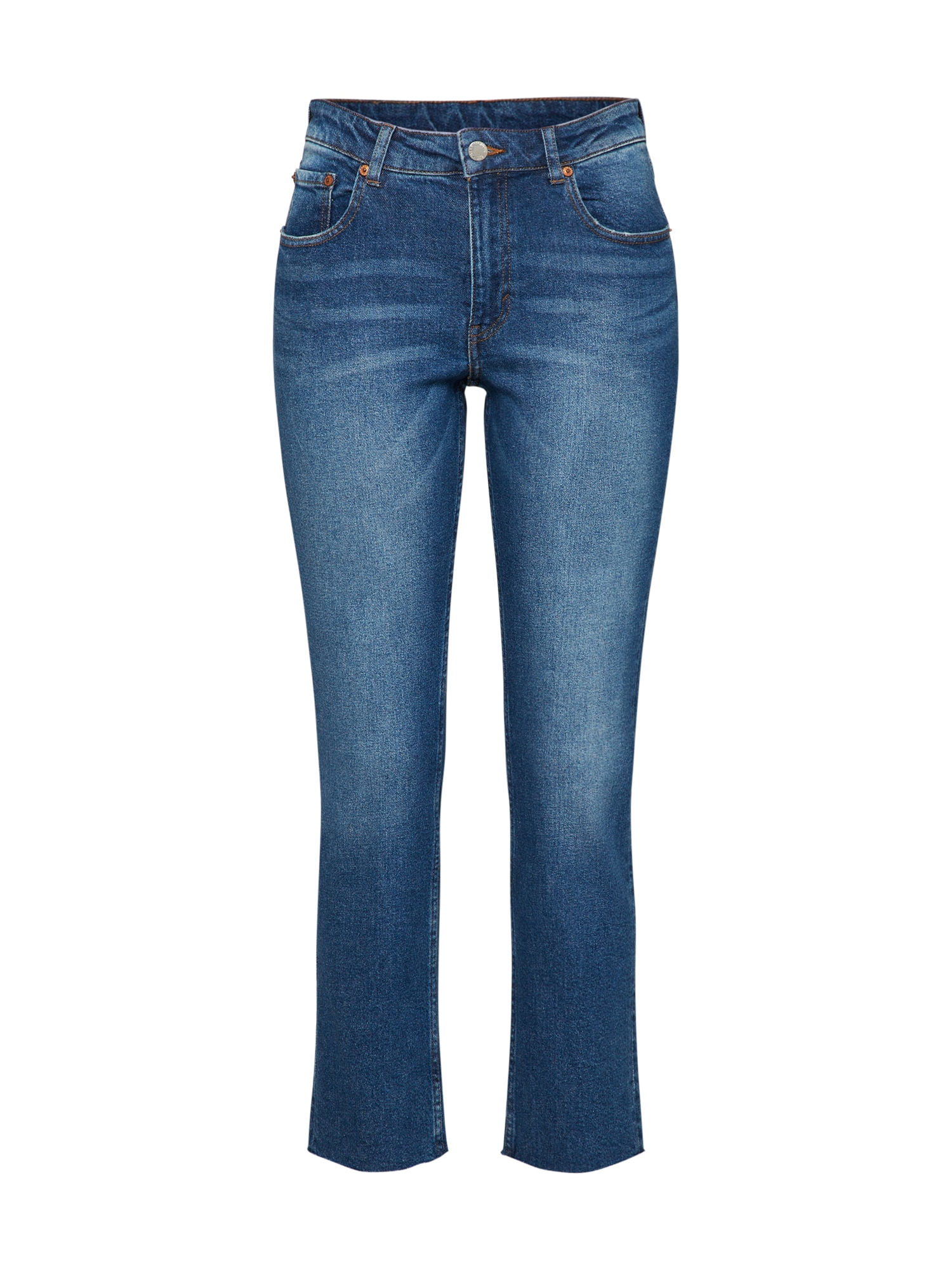 CHEAP MONDAY Dames Jeans Revive blue denim