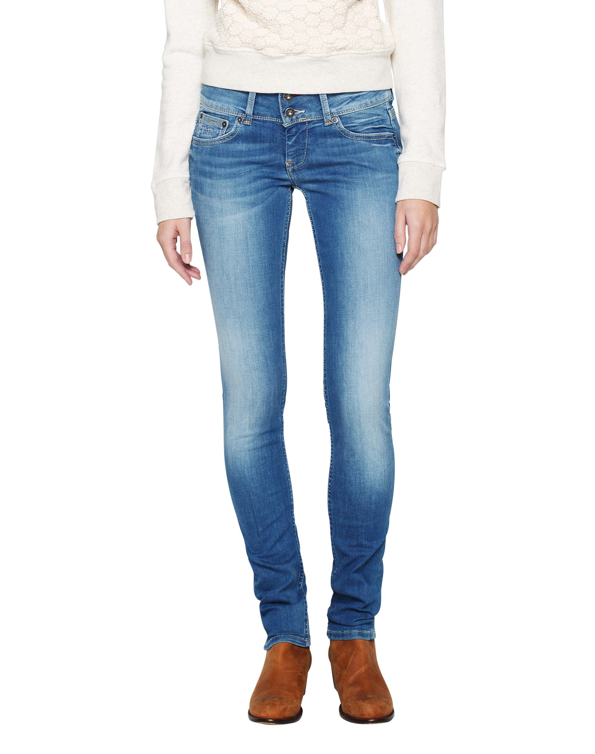 Pepe Jeans Jeansy 'Vera'  niebieski