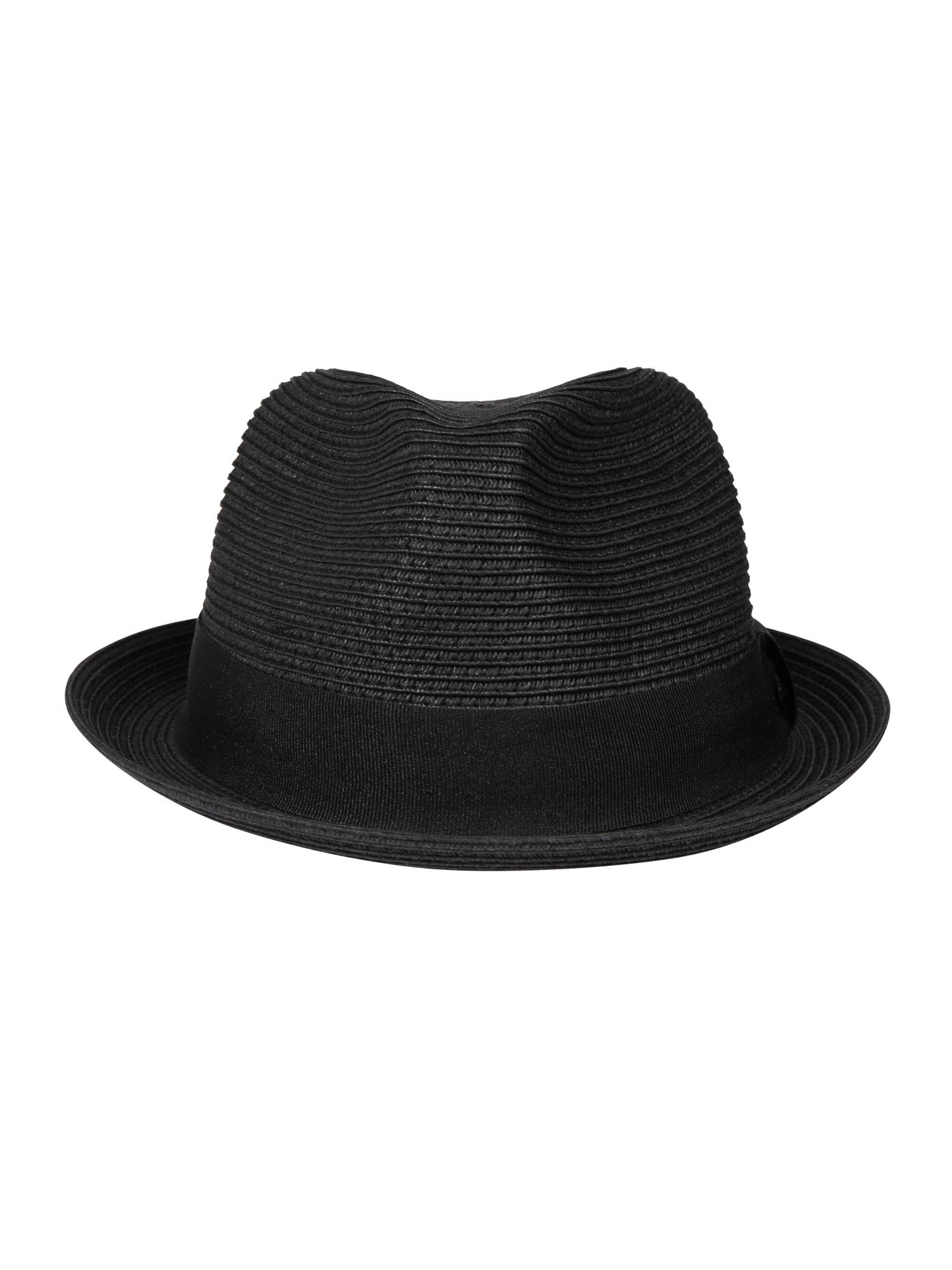 Klobouk Marajó černá Forvert