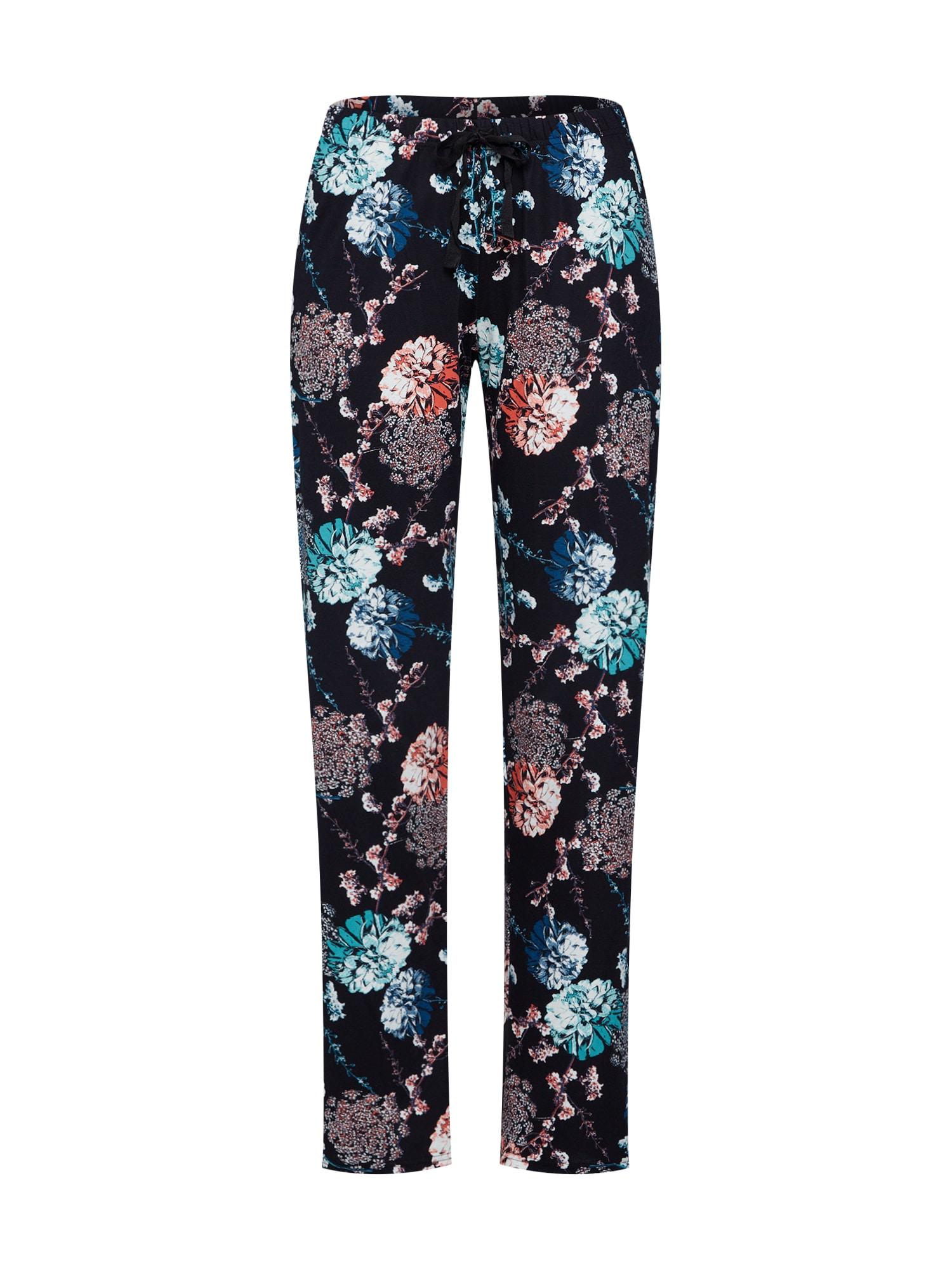 Pyžamové kalhoty Favourites Trend 2 mix barev černá CALIDA