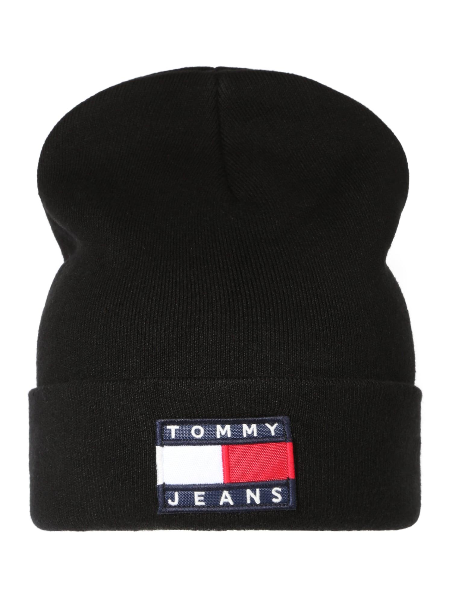 Mütze | Accessoires > Mützen | Schwarz | Tommy Jeans