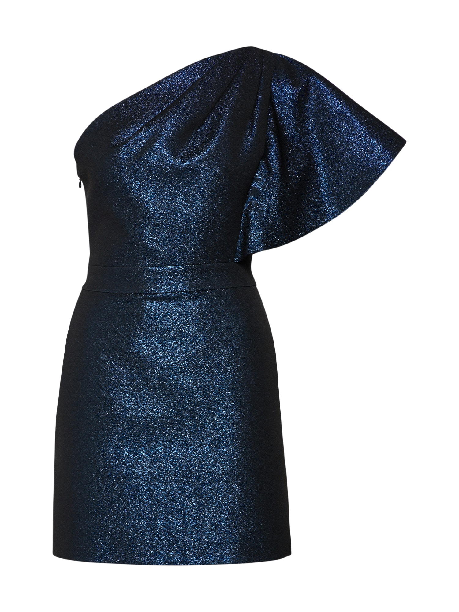 Koktejlové šaty Kayana modrá HUGO