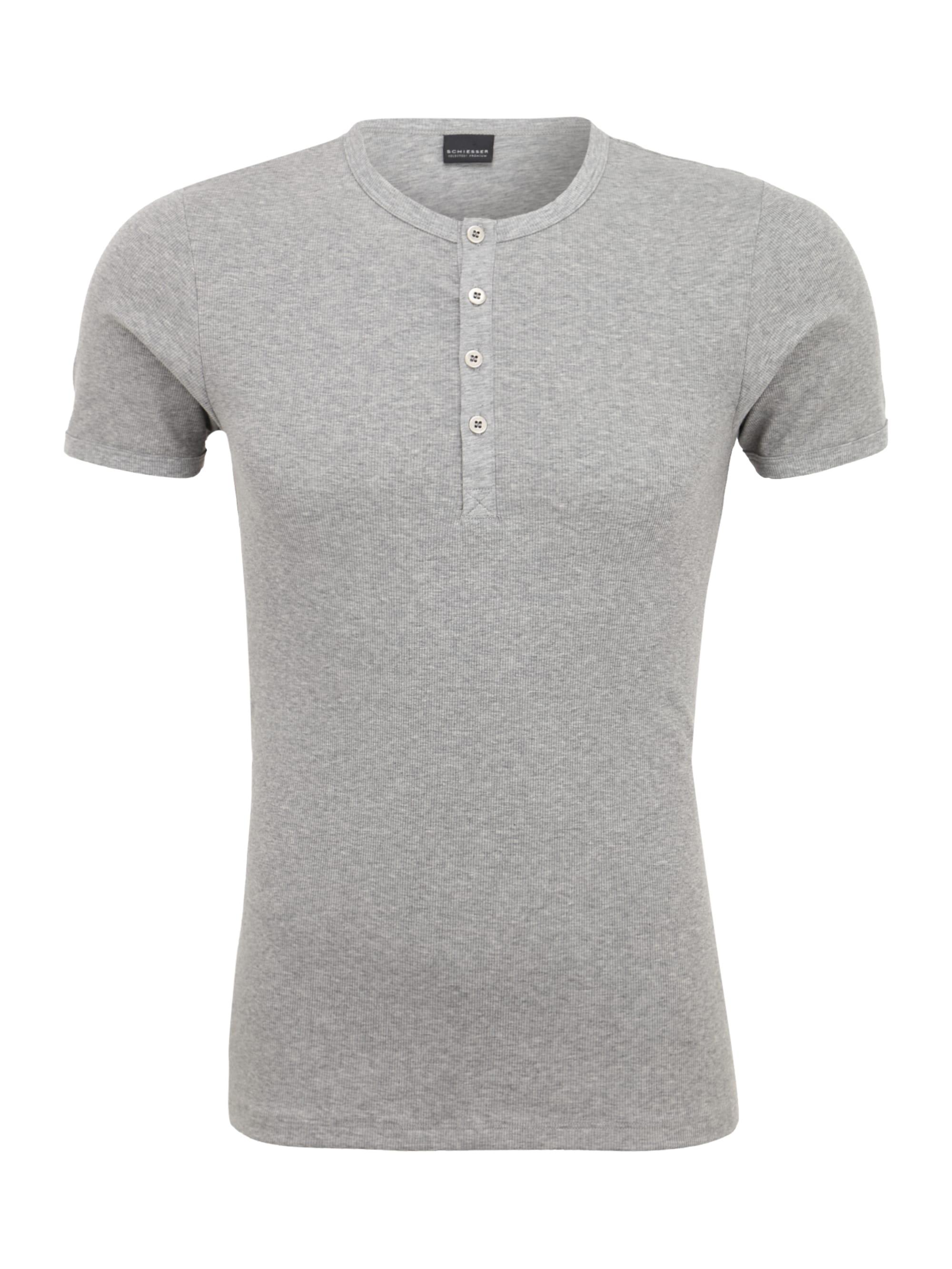 schiesser - Unterhemd aus Ripp-Jersey