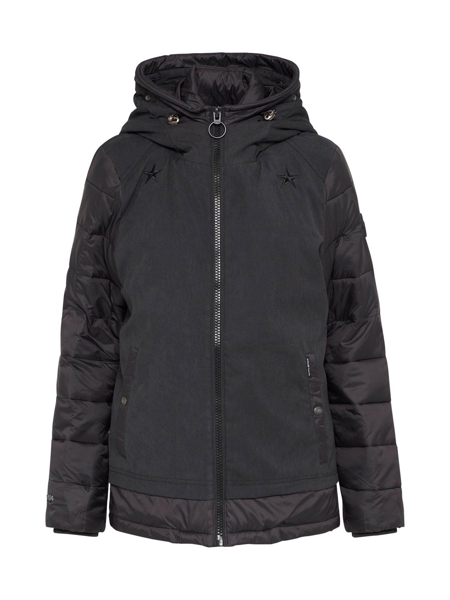 Zimní bunda EVA černá Khujo
