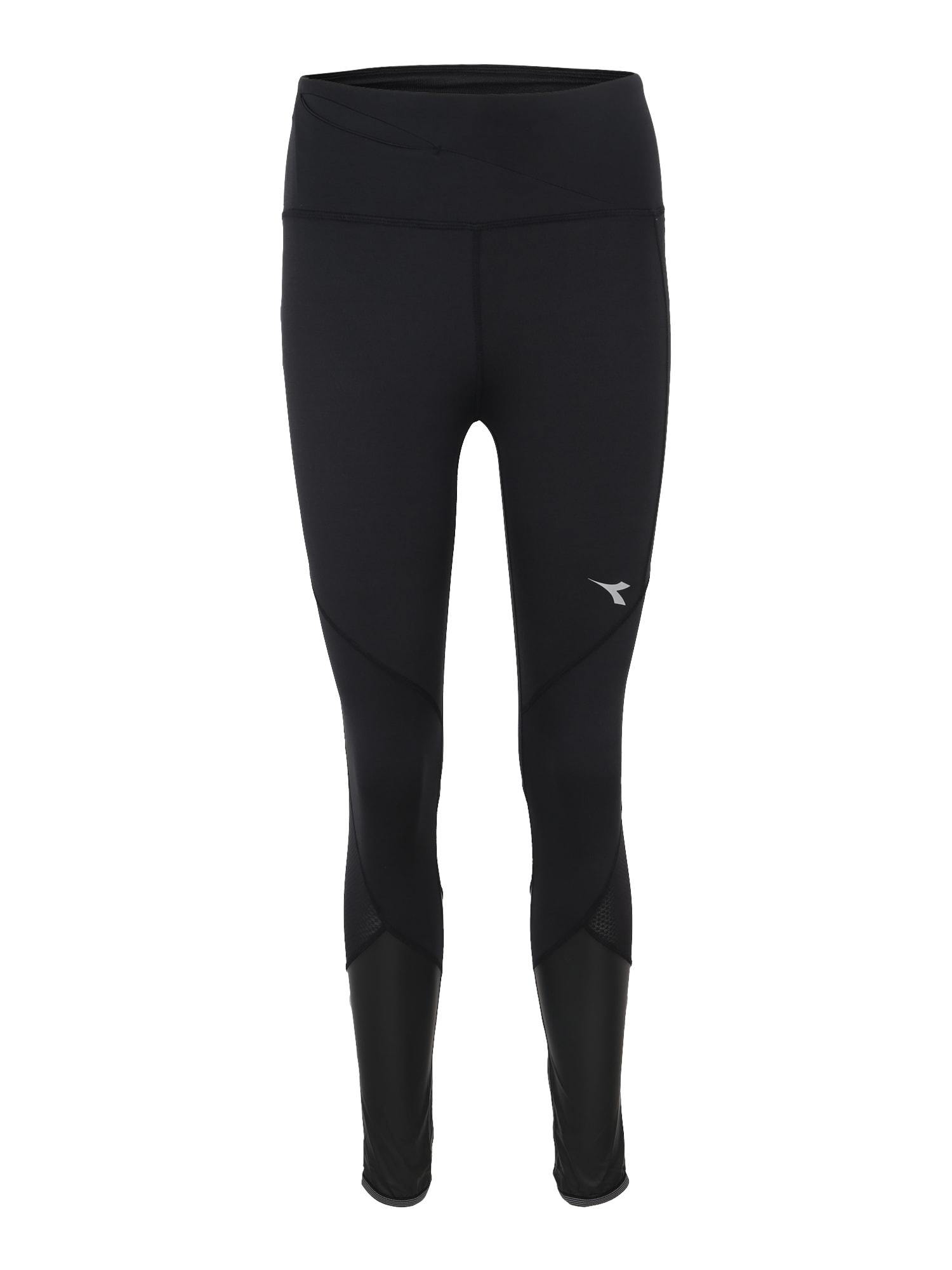 Sportovní kalhoty L. STC FILAMENT černá Diadora