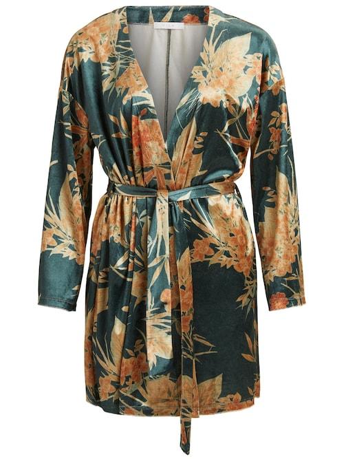 Gemusterter Kimono
