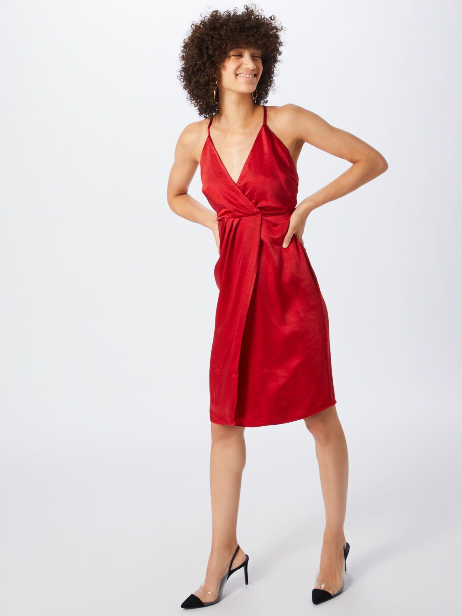 vila - Kleid 'VISETIA DRESS/DC'