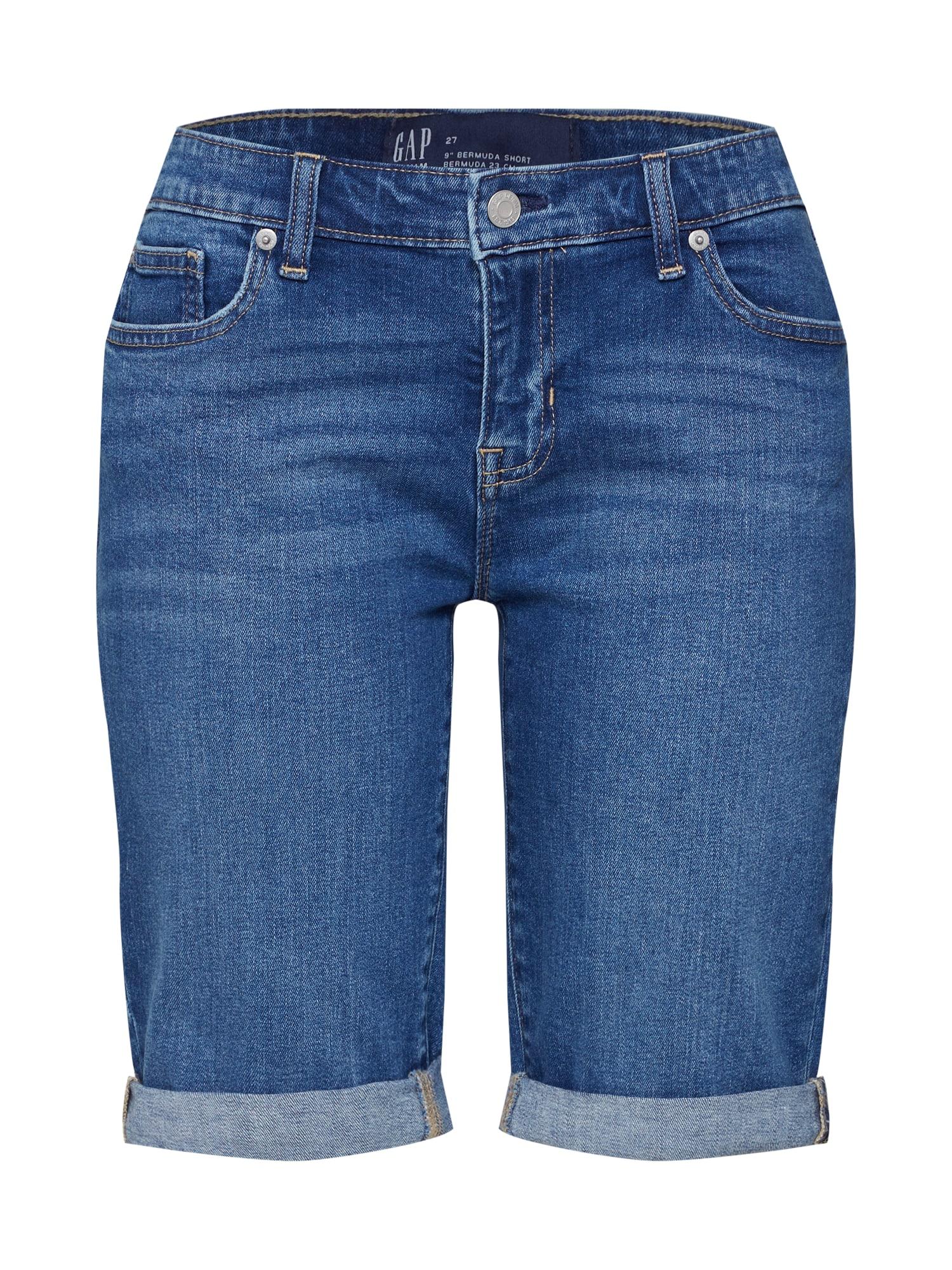 Jeans 'V-BERMUDA MED MILAO DR' | Bekleidung > Jeans > Shorts & Bermudas | GAP