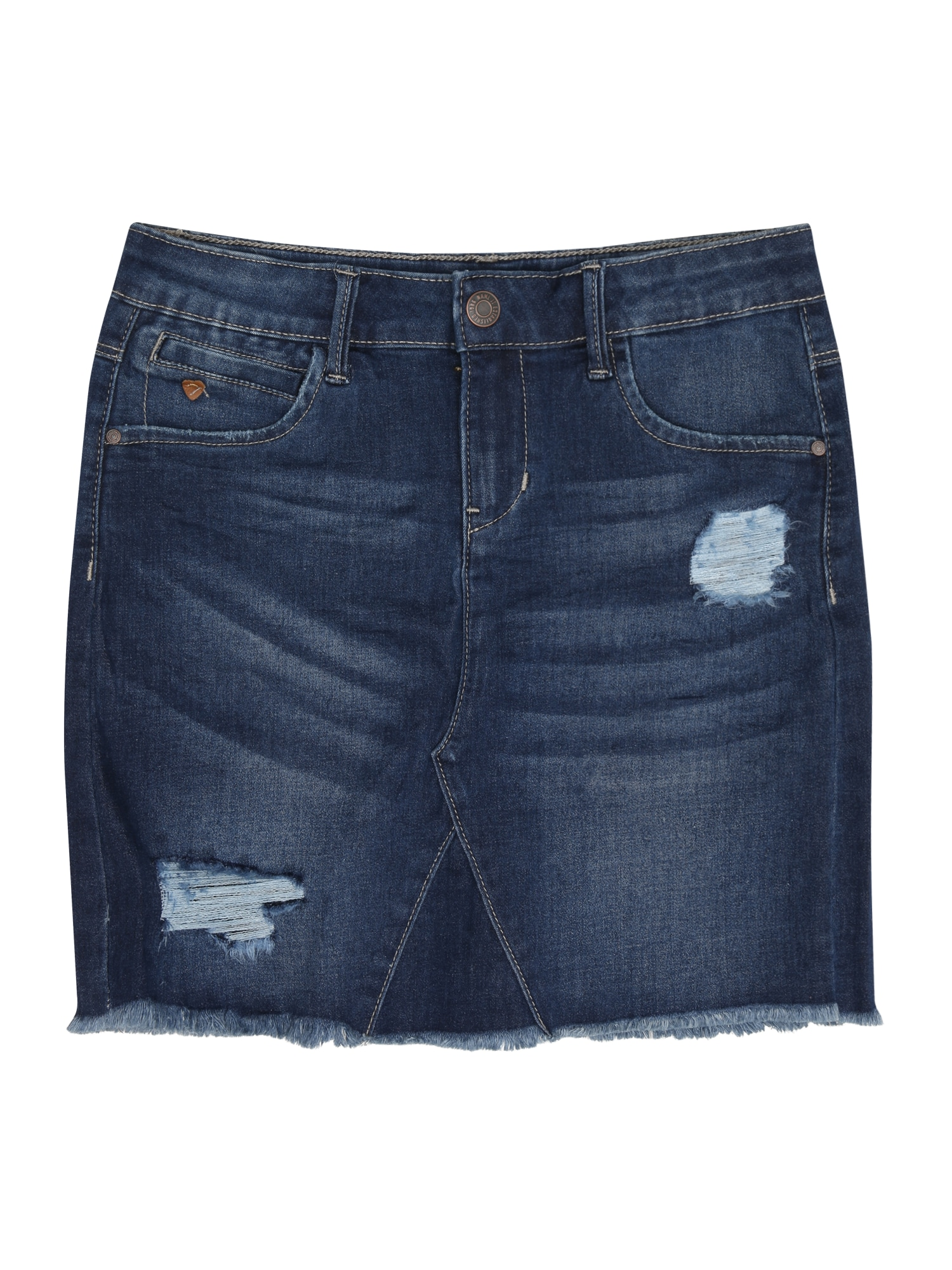 Name it Meisjes Rok 'NKFTONJA' blauw denim