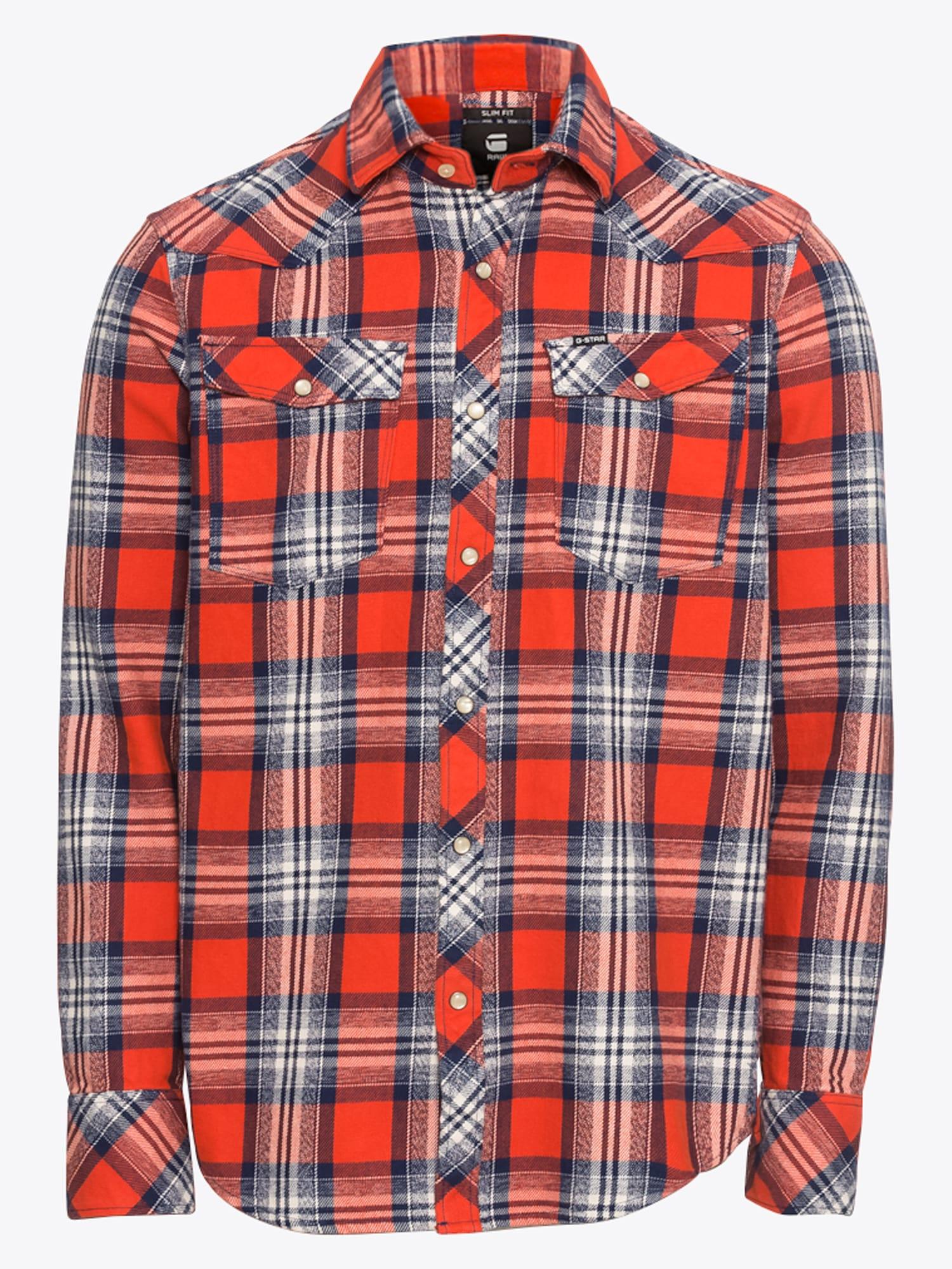 Overhemd '3301 Shirt l/s'
