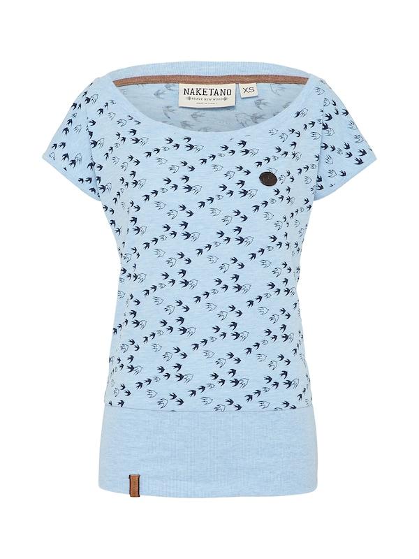 Naketano T-Shirt - broschei