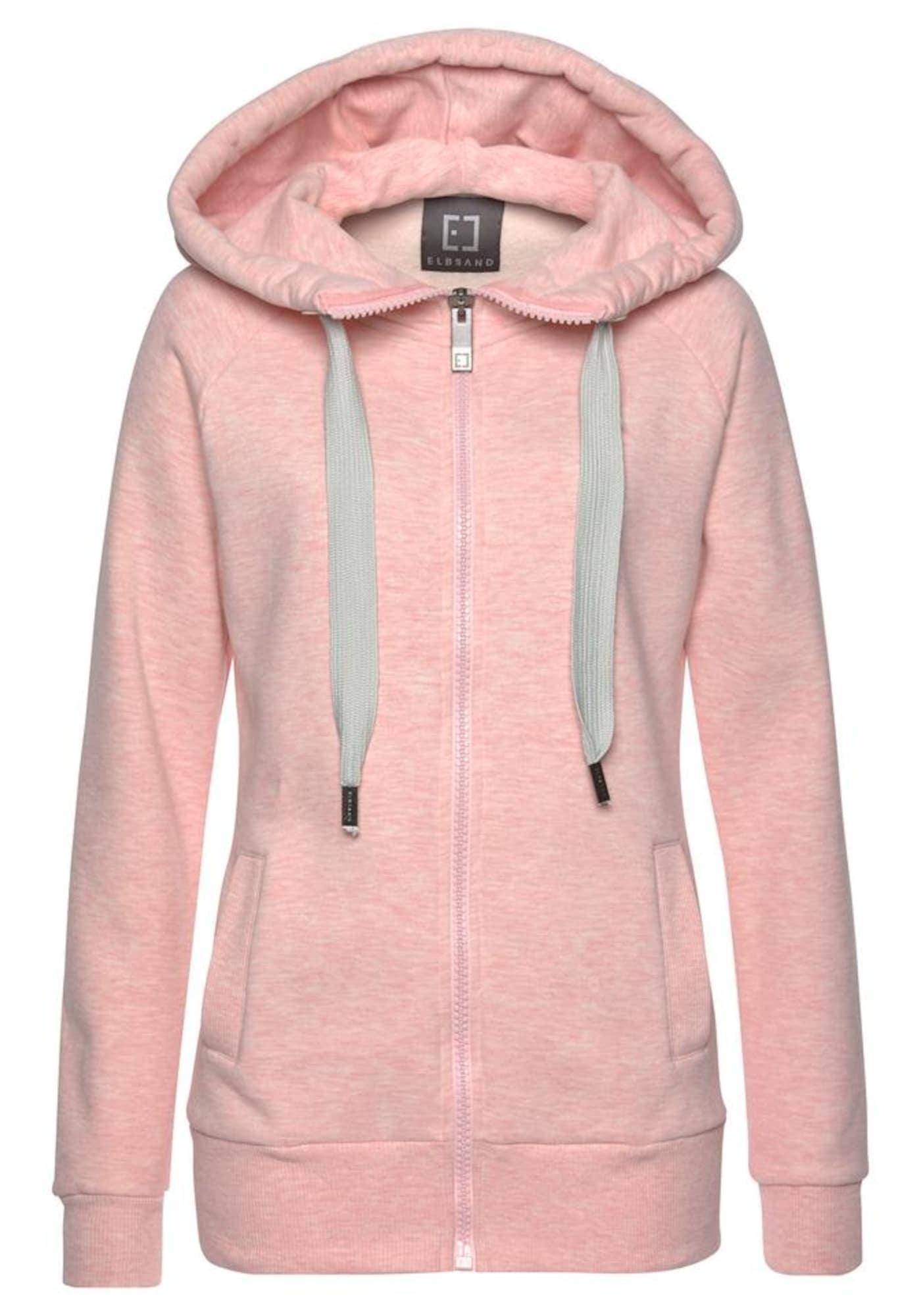 Kapuzensweatjacke   Bekleidung > Sweatshirts & -jacken   Elbsand