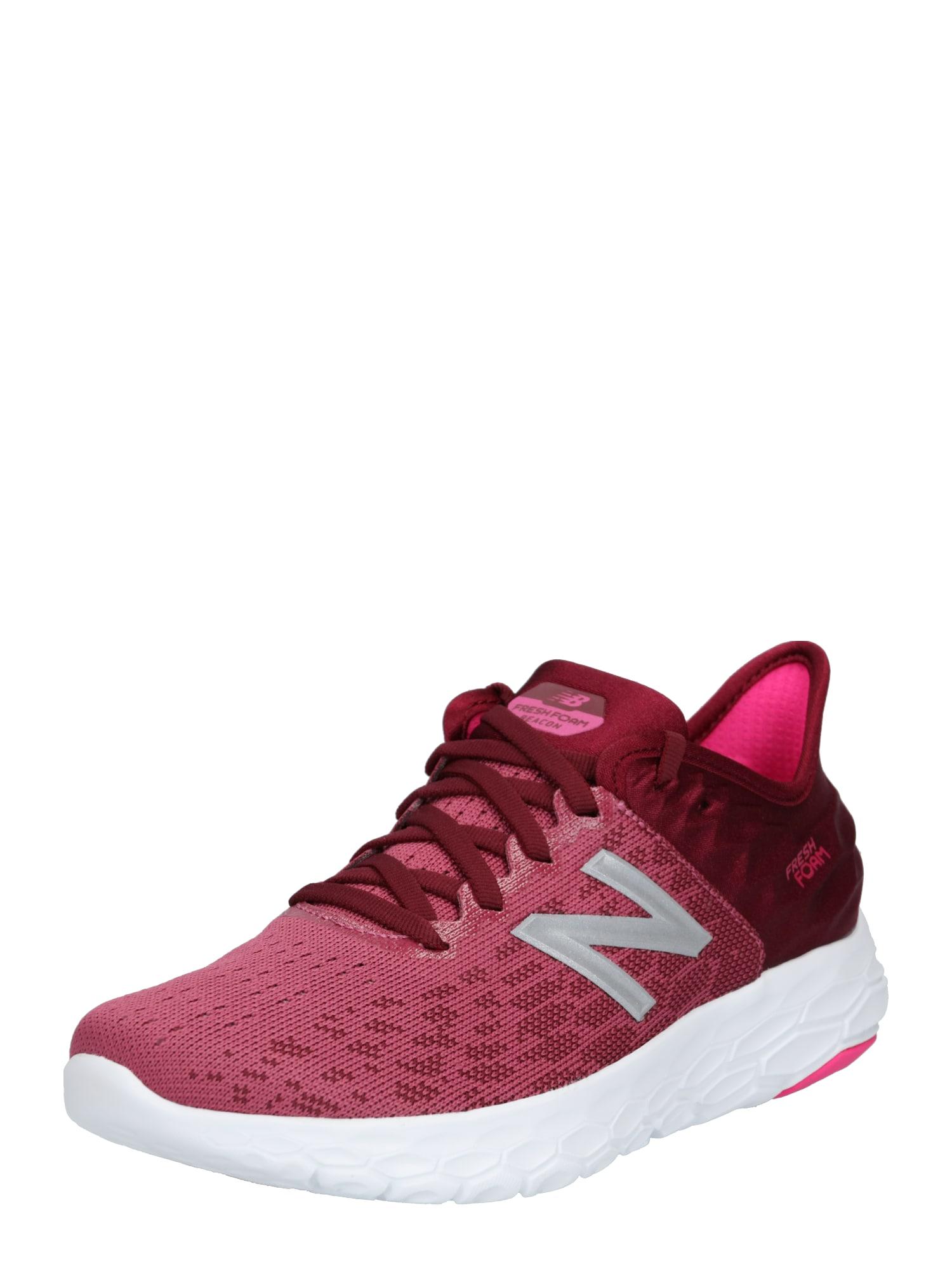 Sportovní boty Beacon v2 pink bílá New Balance