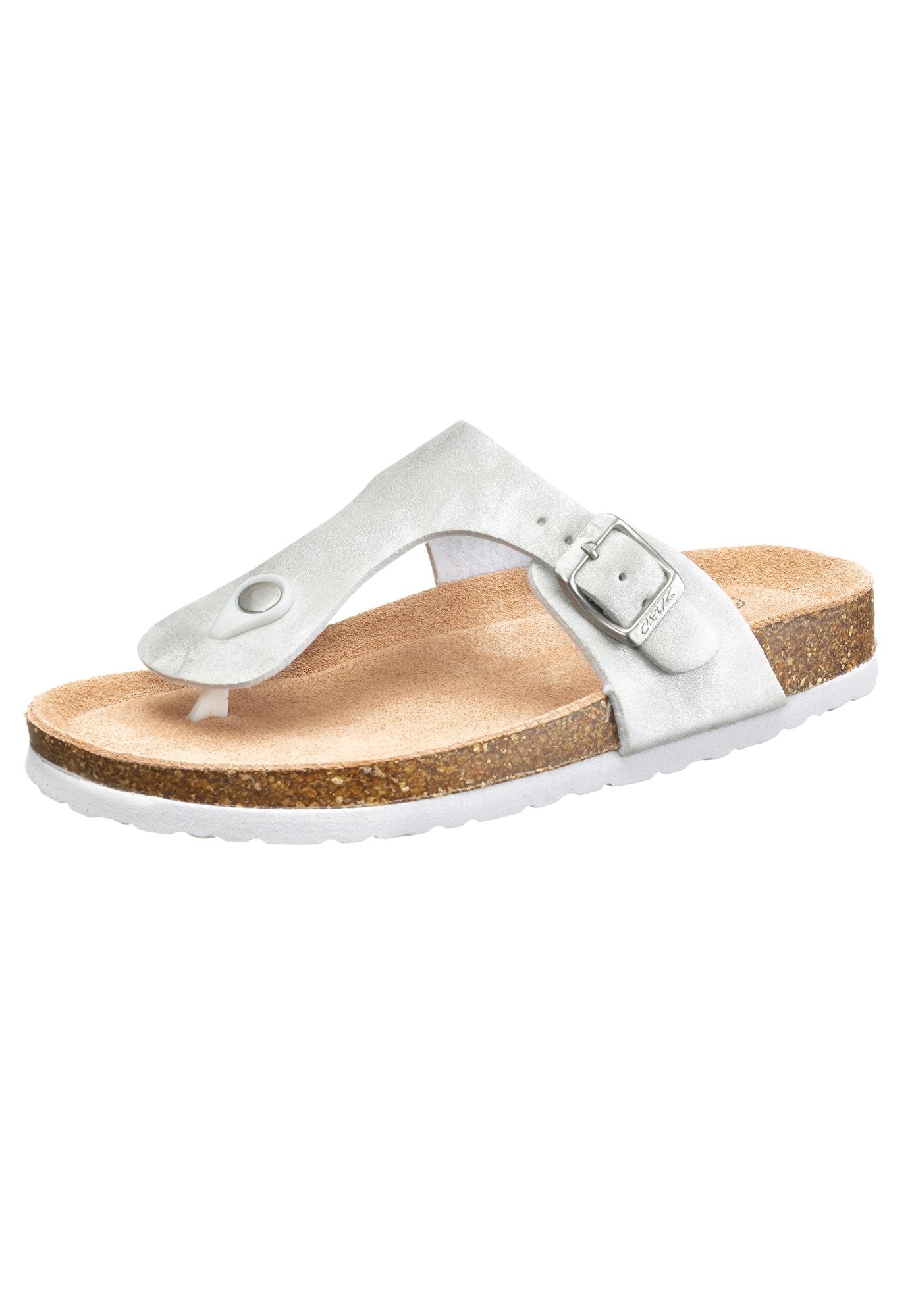 Zehentrenner 'KRISTIN' | Schuhe > Sandalen & Zehentrenner > Zehentrenner | Cruz