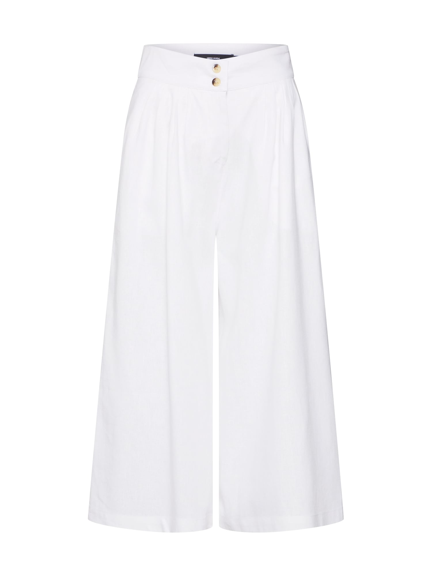 Kalhoty Mali bílá VERO MODA