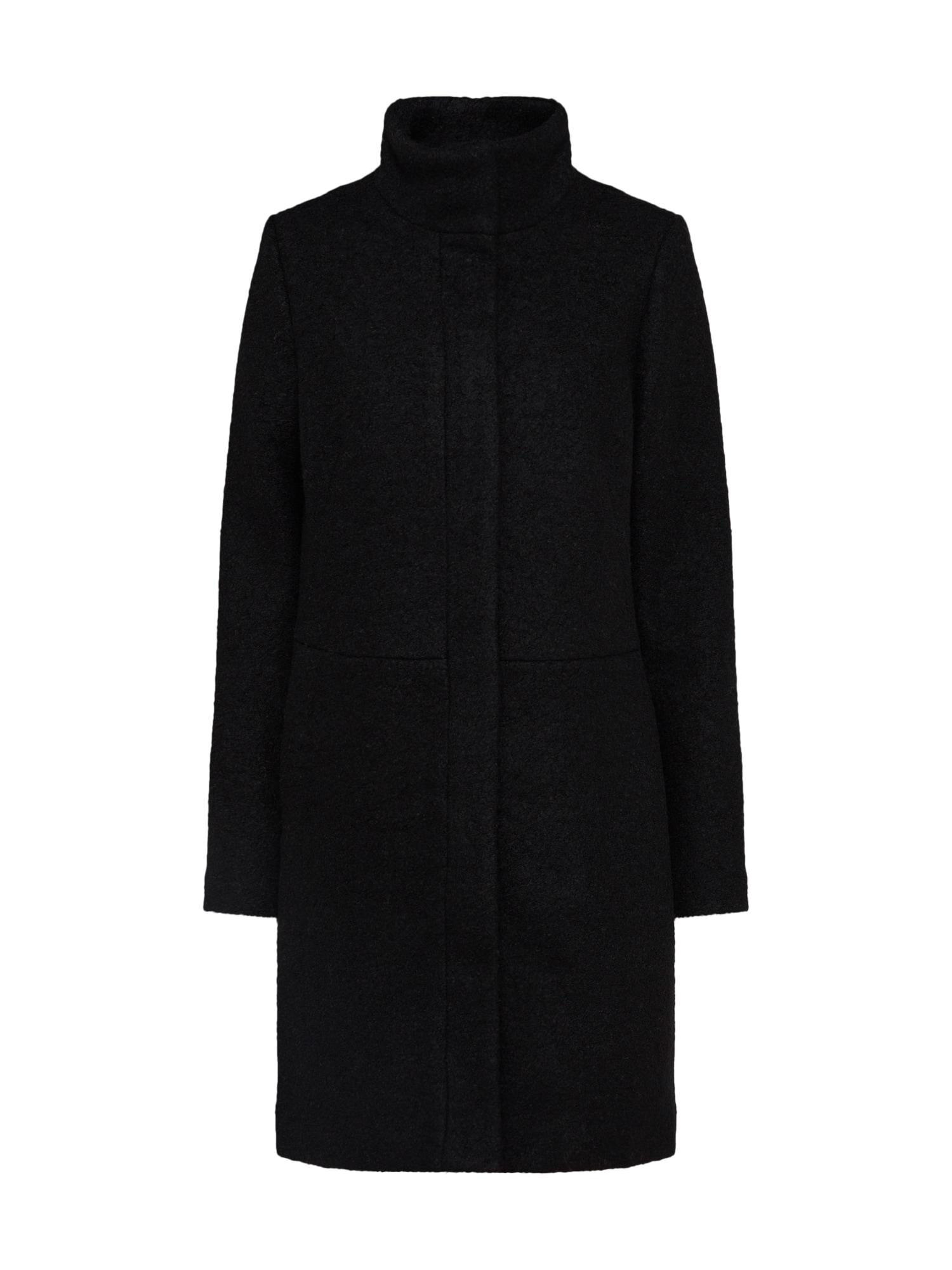 Zimní kabát Vialanis černá VILA