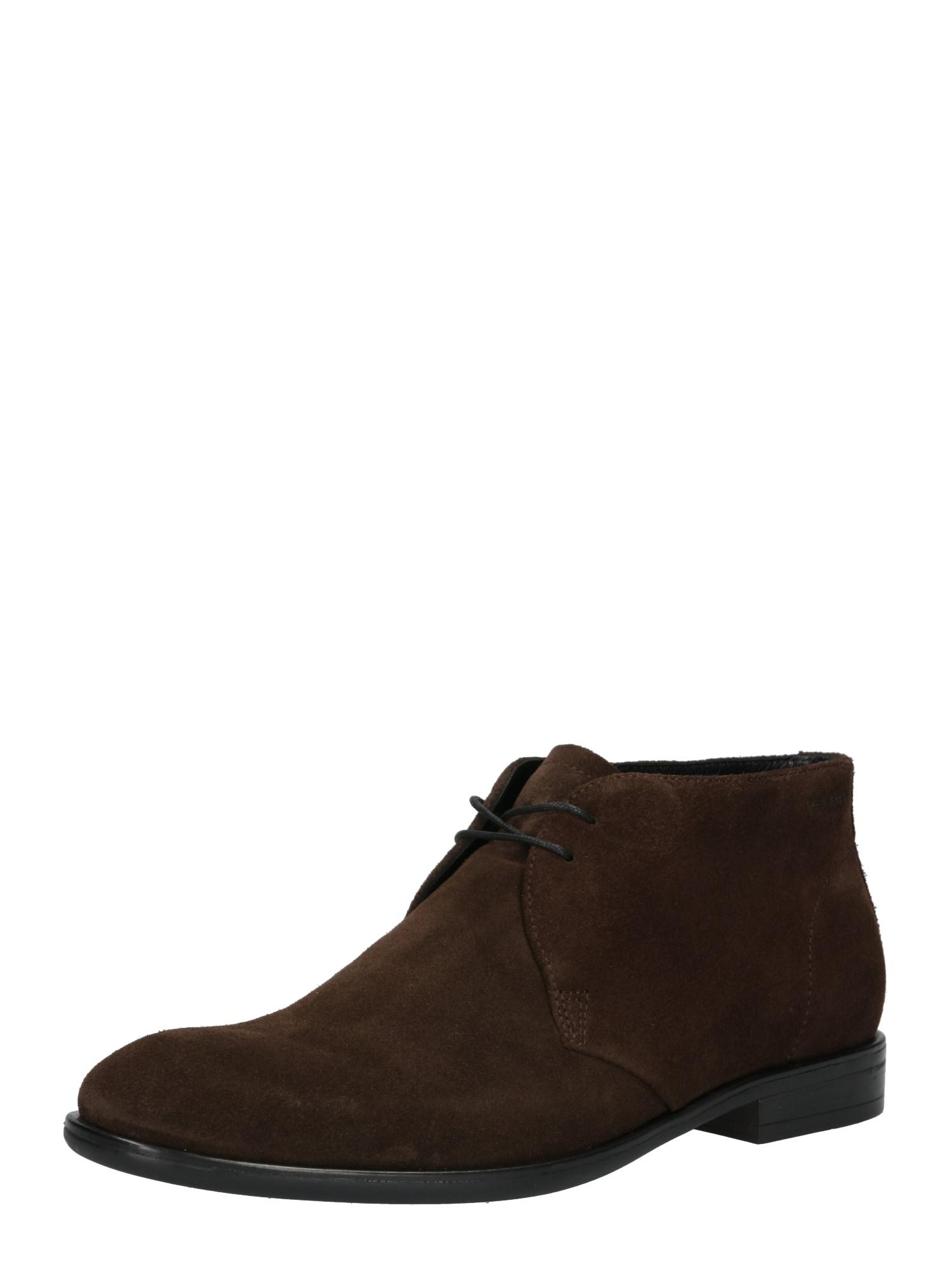 Šněrovací boty Harvey tmavě hnědá VAGABOND SHOEMAKERS