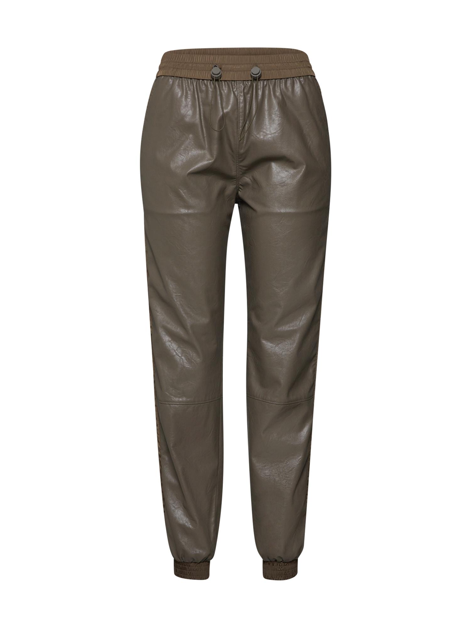Kalhoty Sandoly khaki BOSS