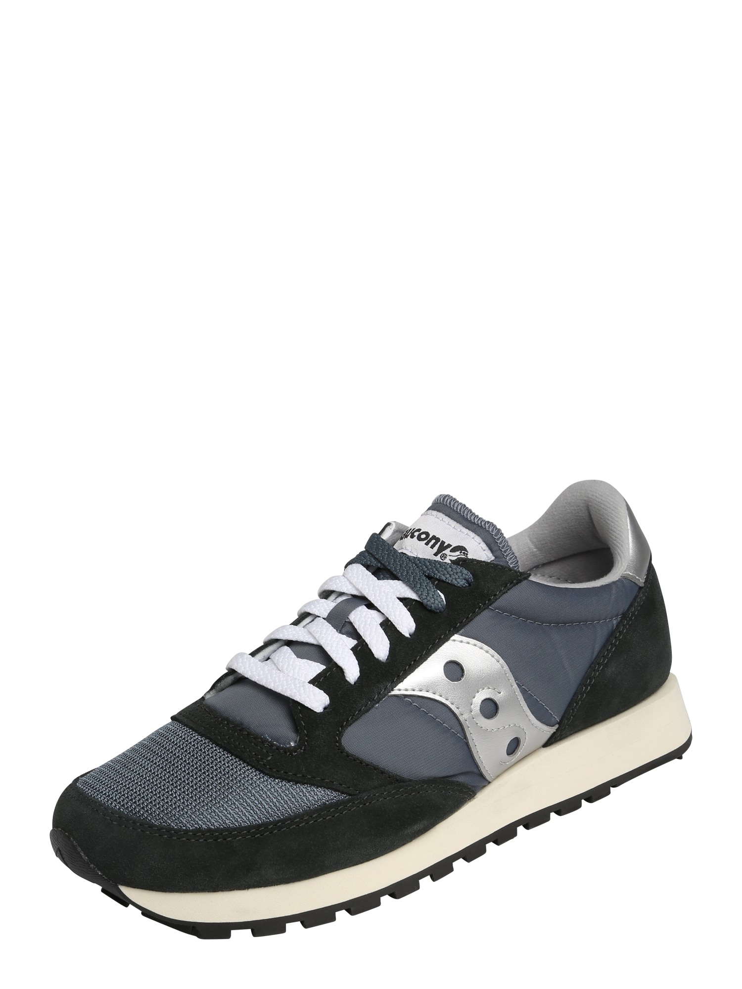 Saucony Běžecká obuv 'JAZZ ORIGINAL VINTAGE'  stříbrně šedá / černá / nebeská modř