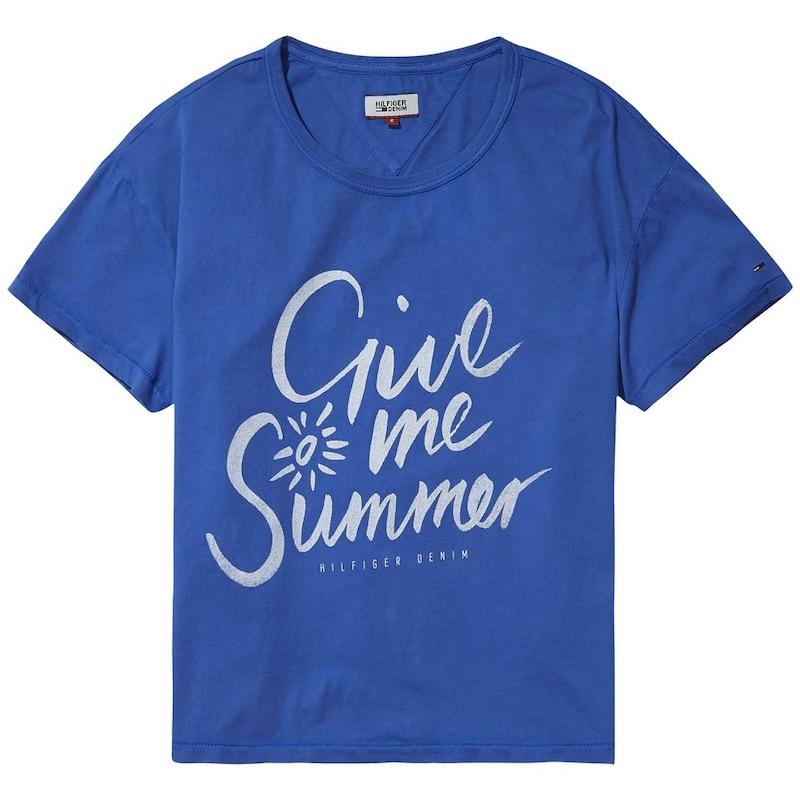 Tommy Jeans Hilfiger Denim T-Shirts ´´THDW CN T-SHIRT S/S 13 B´´