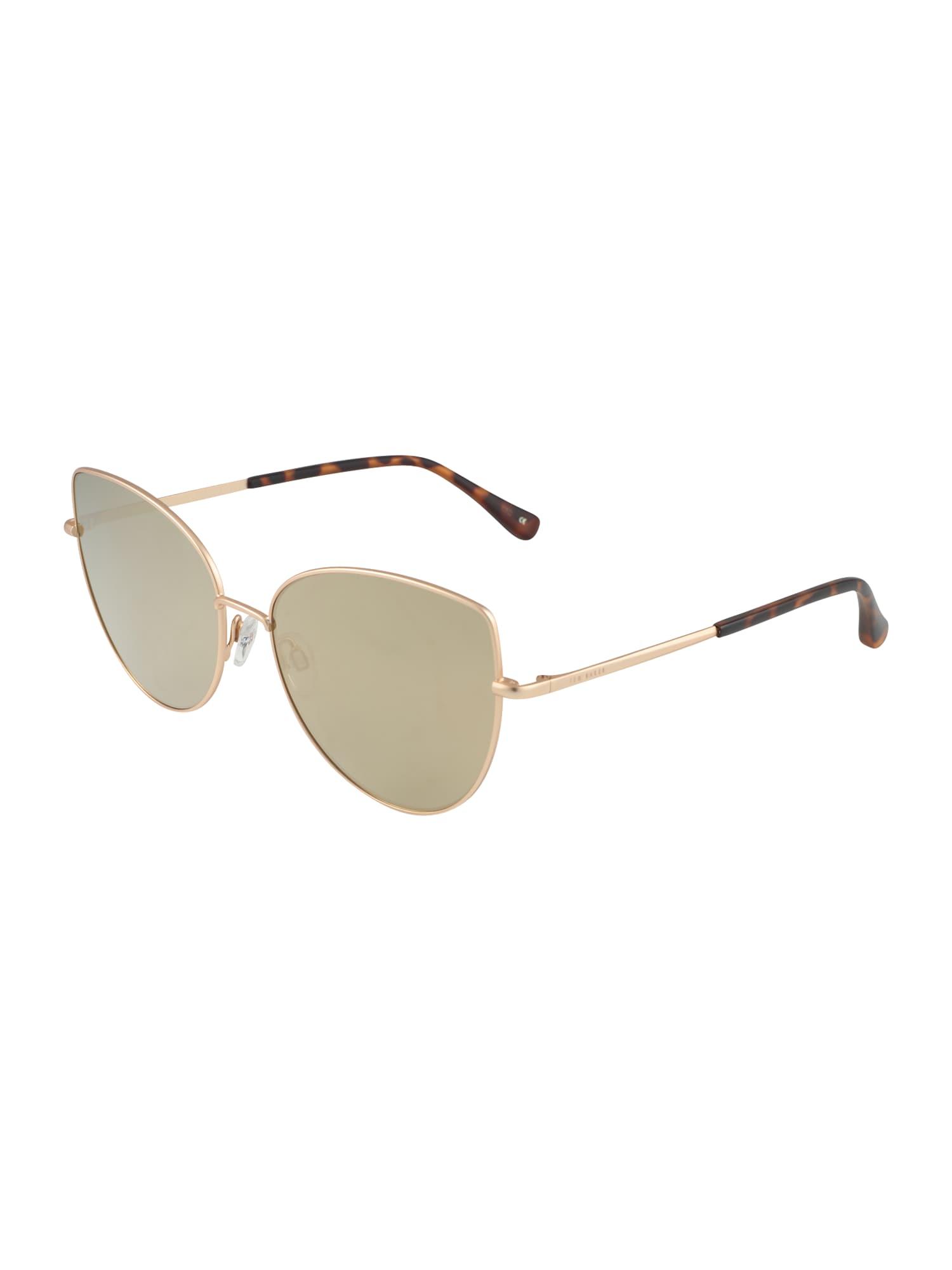 Sonnenbrille | Accessoires > Sonnenbrillen | Gold | Ted Baker
