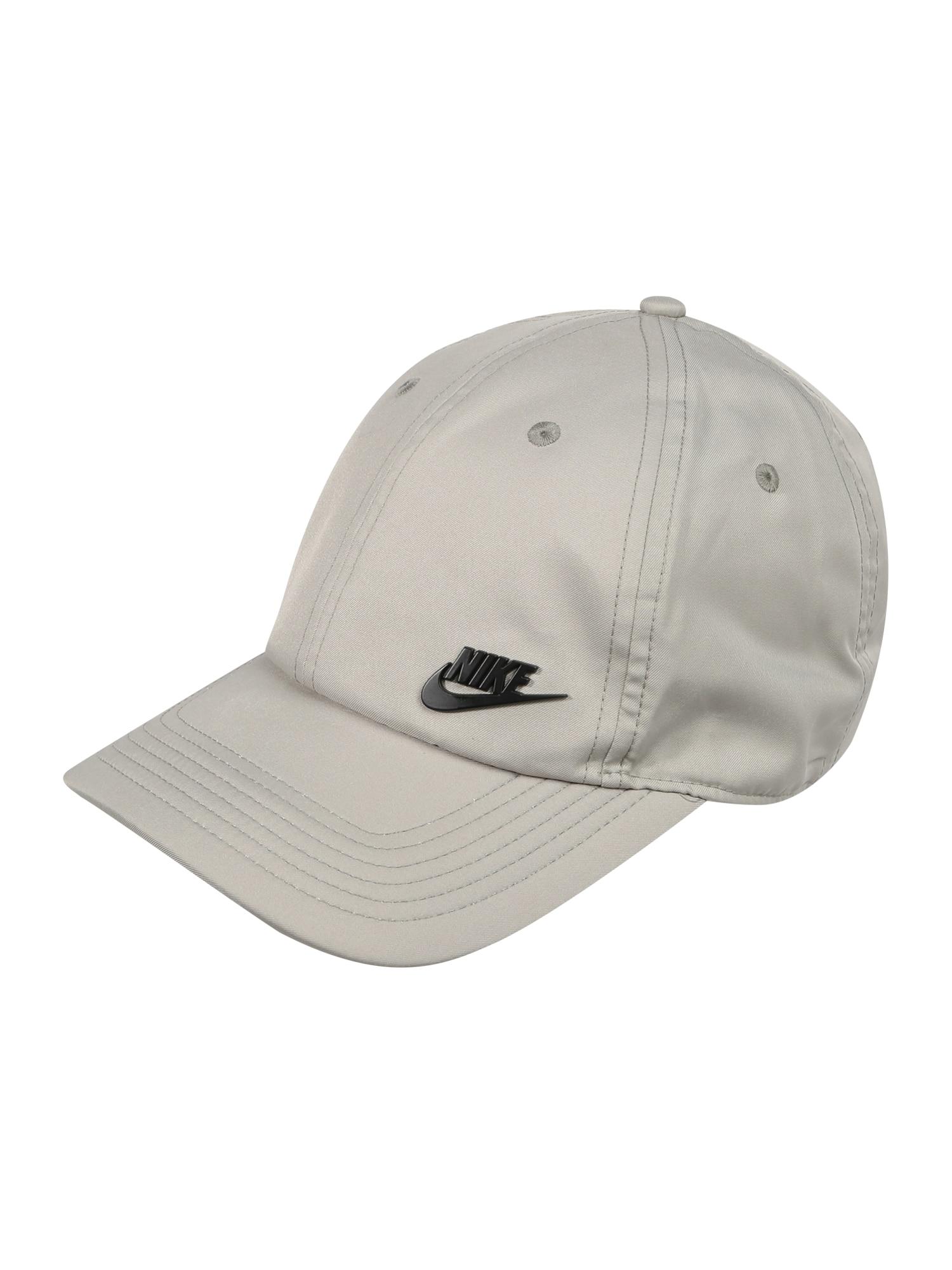 Kšiltovka U NSW AROBILL H86 CAP MT FT TF šedá Nike Sportswear