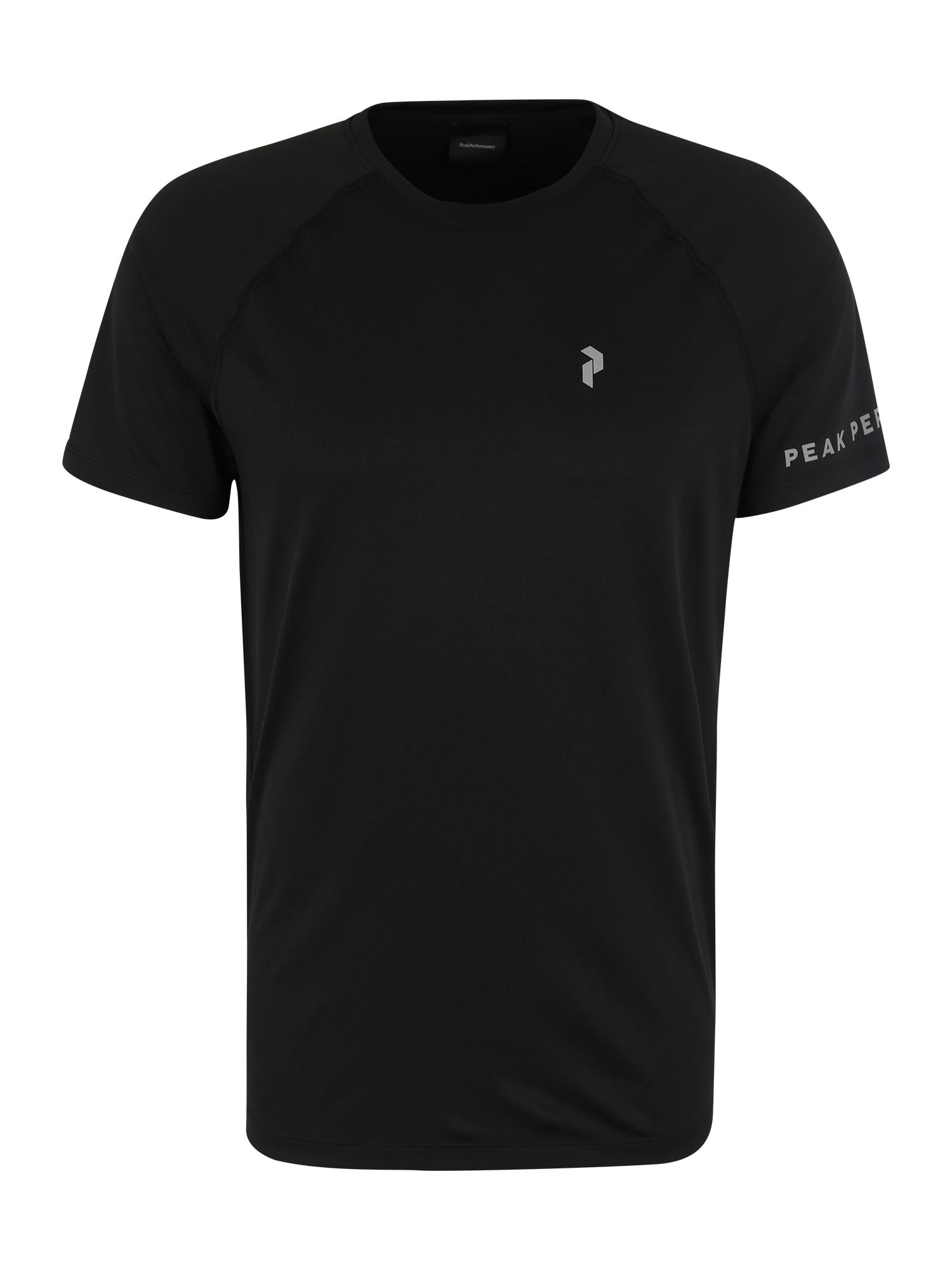 Funkční tričko PROCO2 SS černá PEAK PERFORMANCE