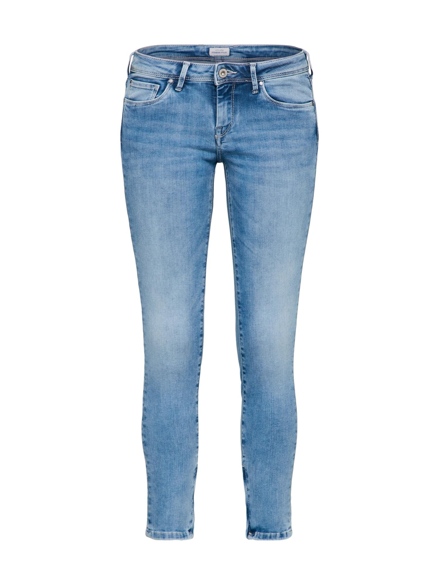 Pepe Jeans Dames Jeans Cher blue denim