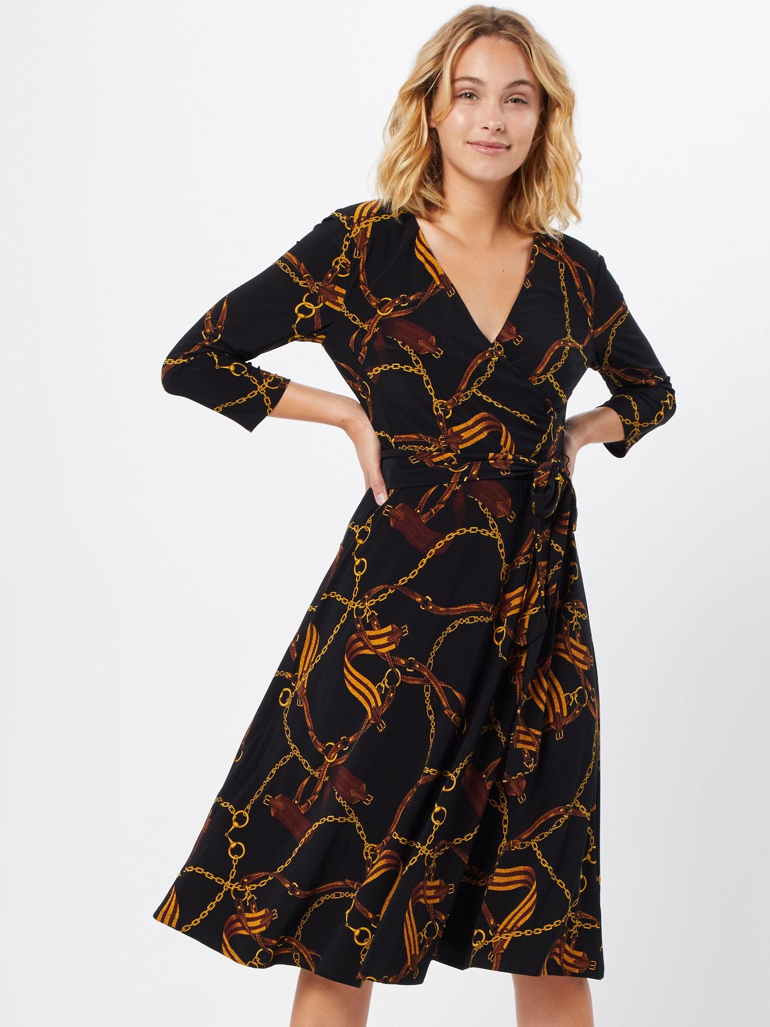 lauren ralph lauren - Kleid 'CARLYNA SHRT-3/4 SLEEVE-DAY DRESS'