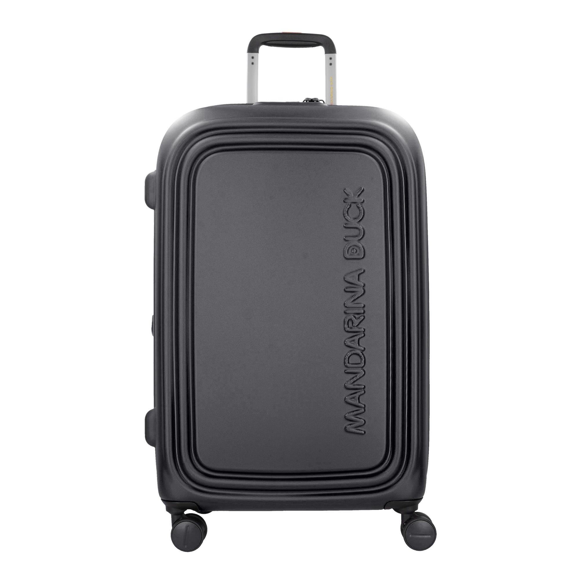 Trolley | Taschen > Koffer & Trolleys > Trolleys | Schwarz | Mandarina Duck