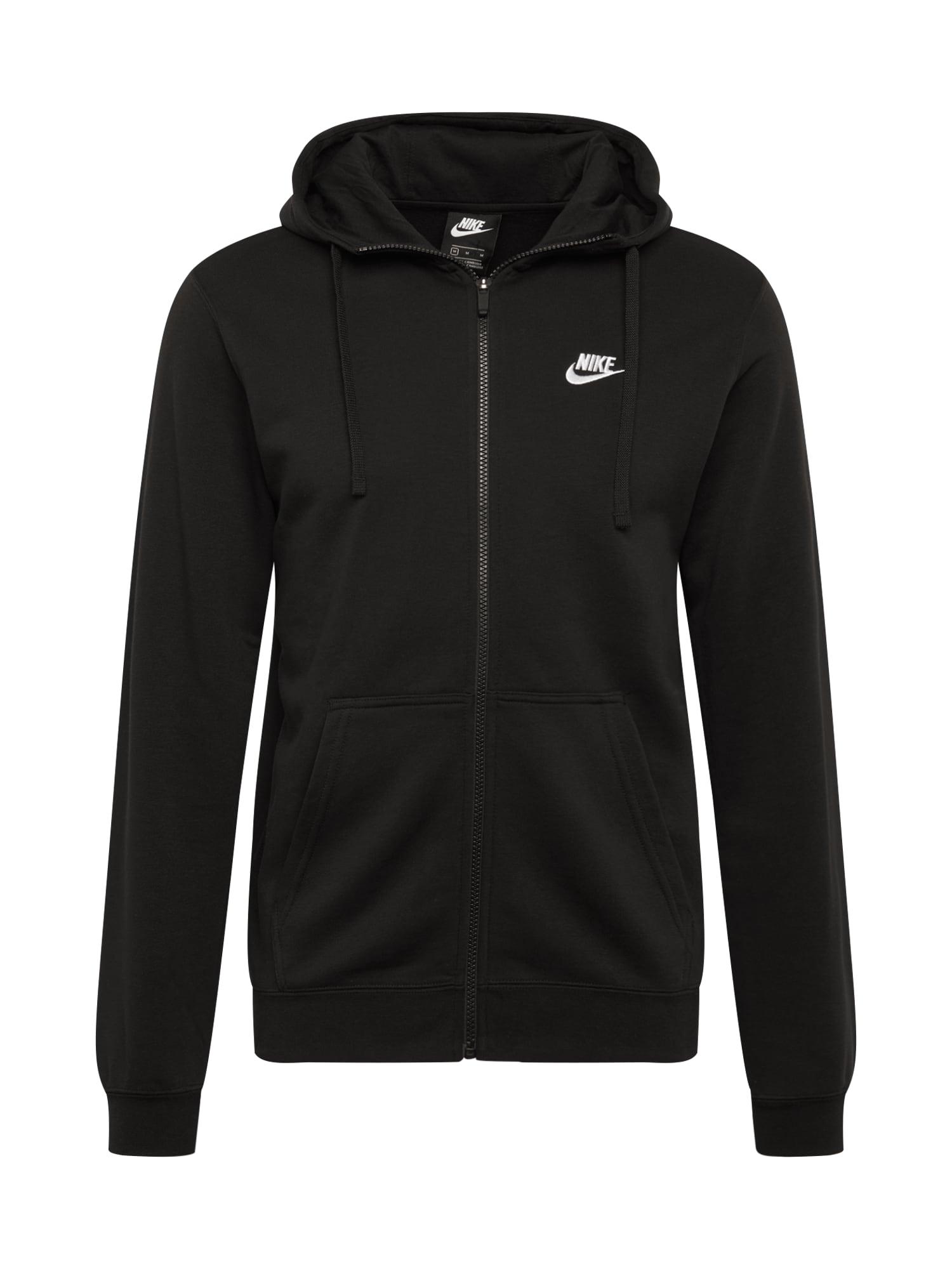 Mikina s kapucí AV15 černá Nike Sportswear