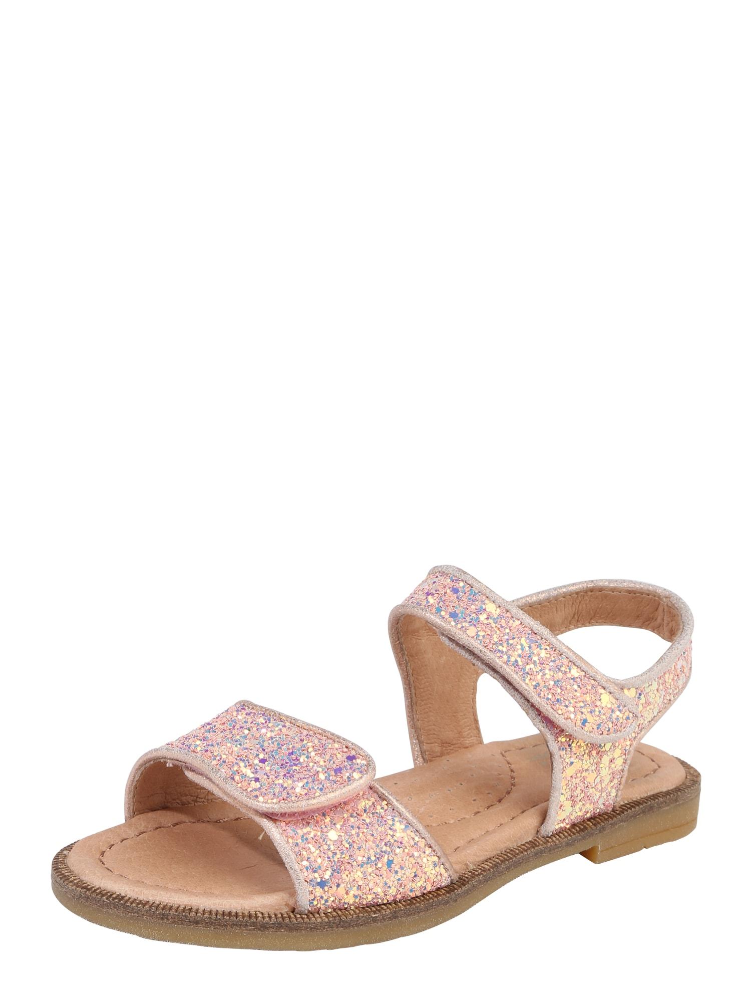 Sandály 2 růžová Clic