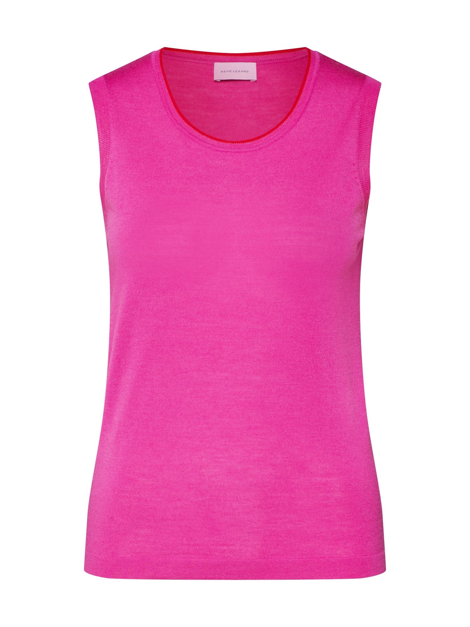 Top P101S pink RENÉ LEZARD