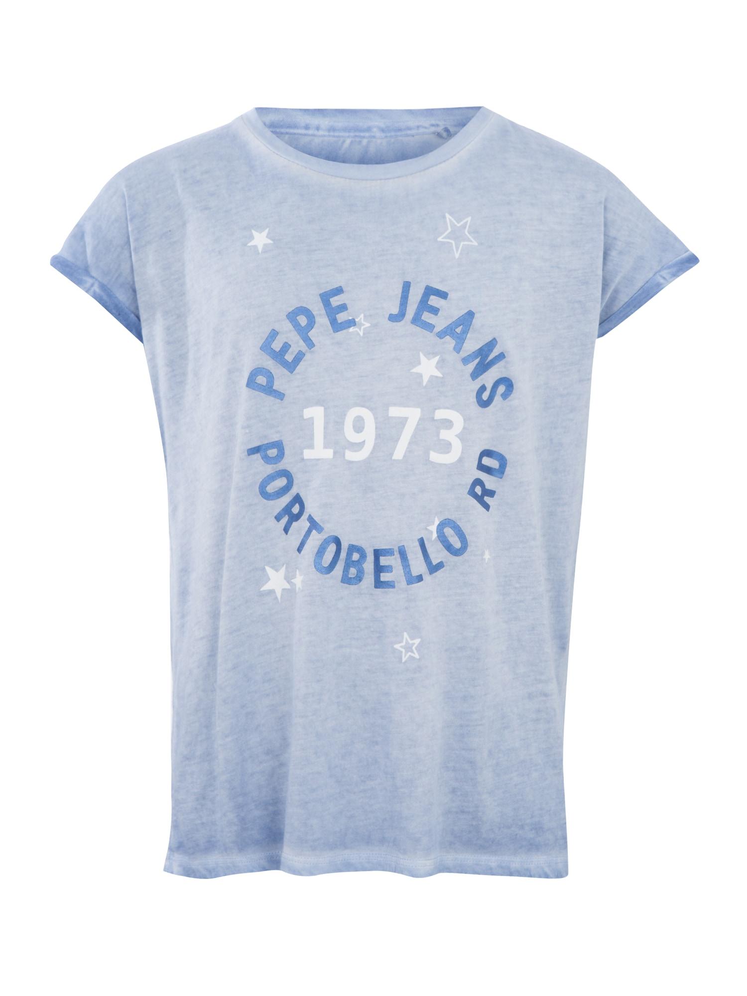 Pepe Jeans Meisjes Top NORA blauw