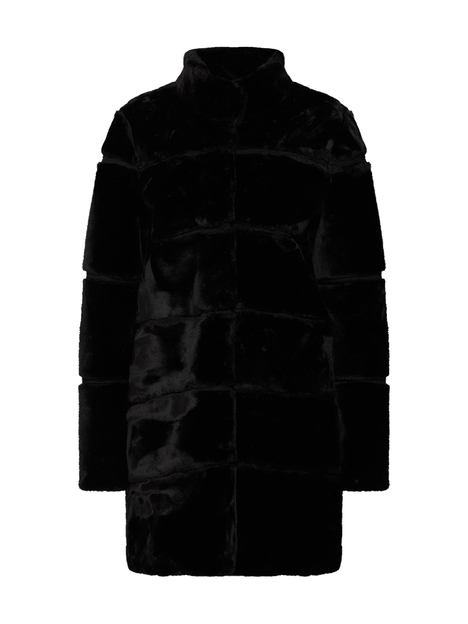 Zimní kabát Kylie černá Mbym