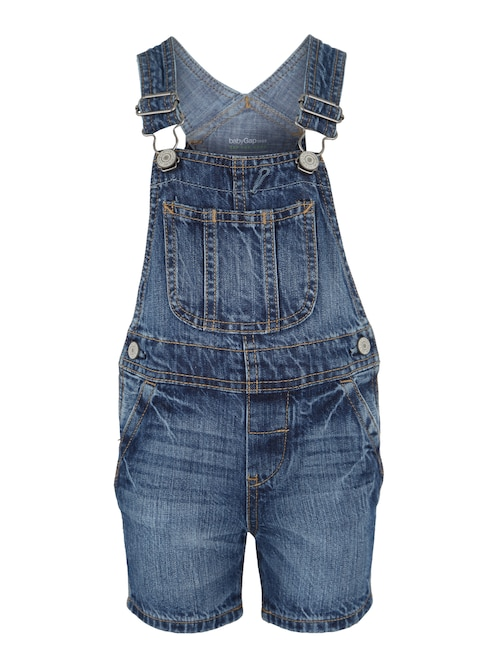Latzhose im Jeans-Style