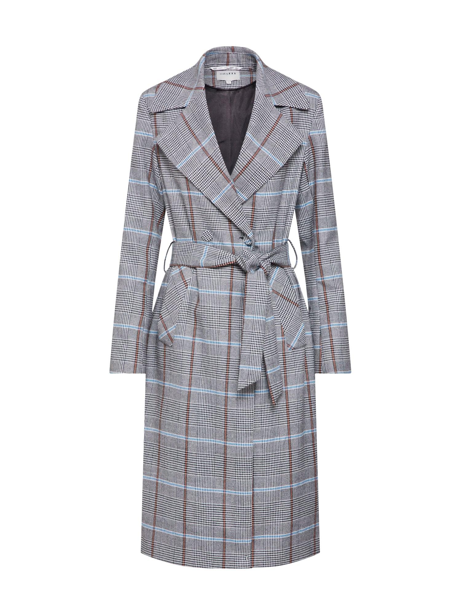 Přechodný kabát Kajsa mix barev Mbym