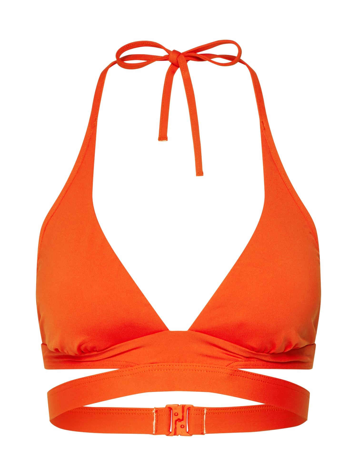 Horní díl plavek oranžová Seafolly