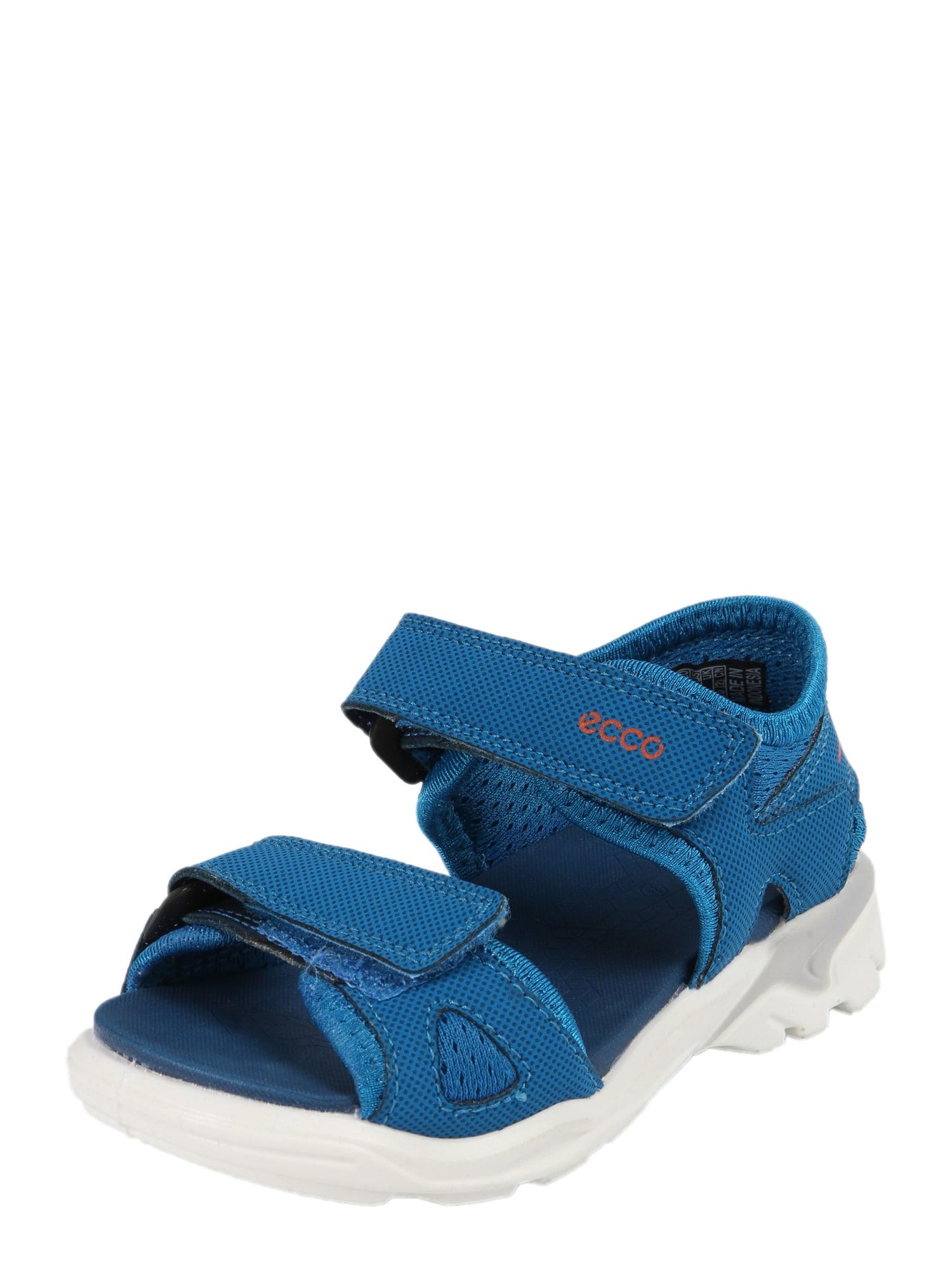 Sandály Biom Raft modrá nebeská modř ECCO