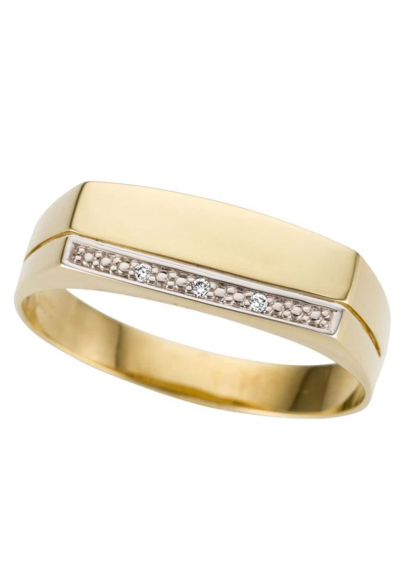 Goldring   Schmuck > Ringe   Gold - Silber   FIRETTI