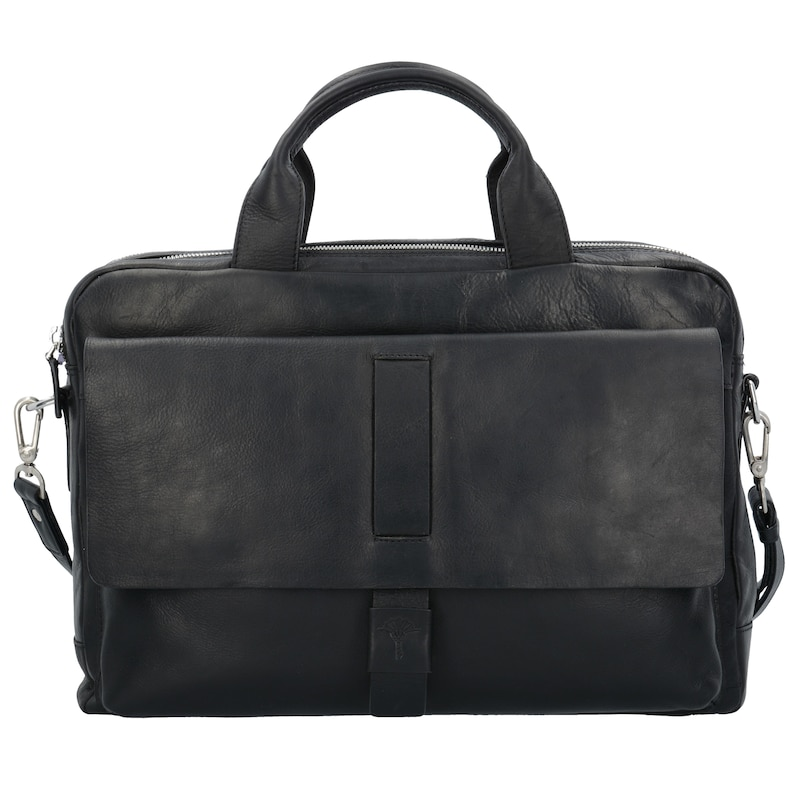 JOOP! Loreto Pandion Businesstasche Leder 39 cm Laptopfach