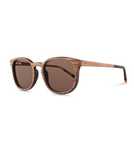 Sonnenbrillen Alfons Zebrano
