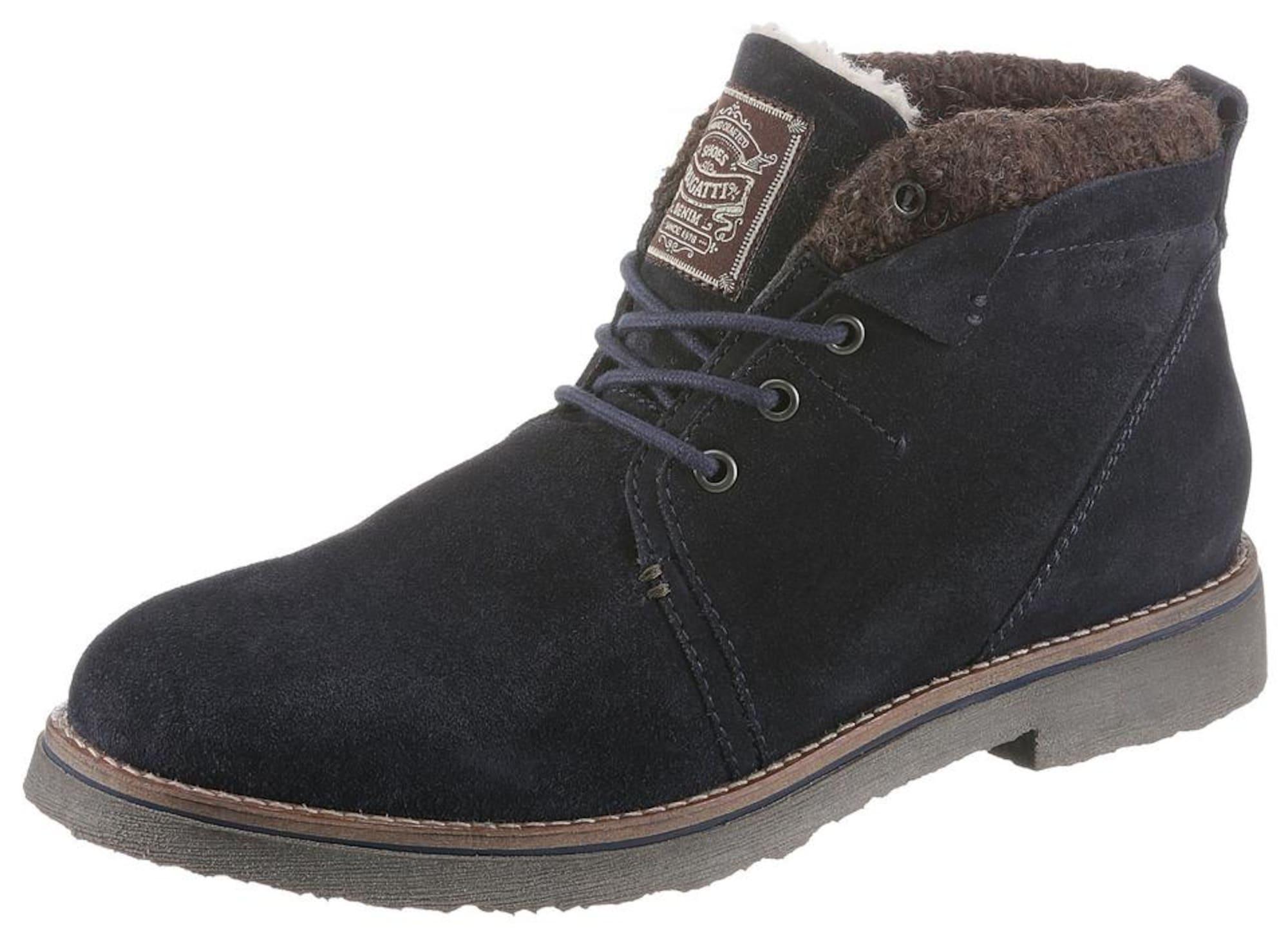 Schnürboots 'Placido' | Schuhe > Boots > Schnürboots | Bugatti