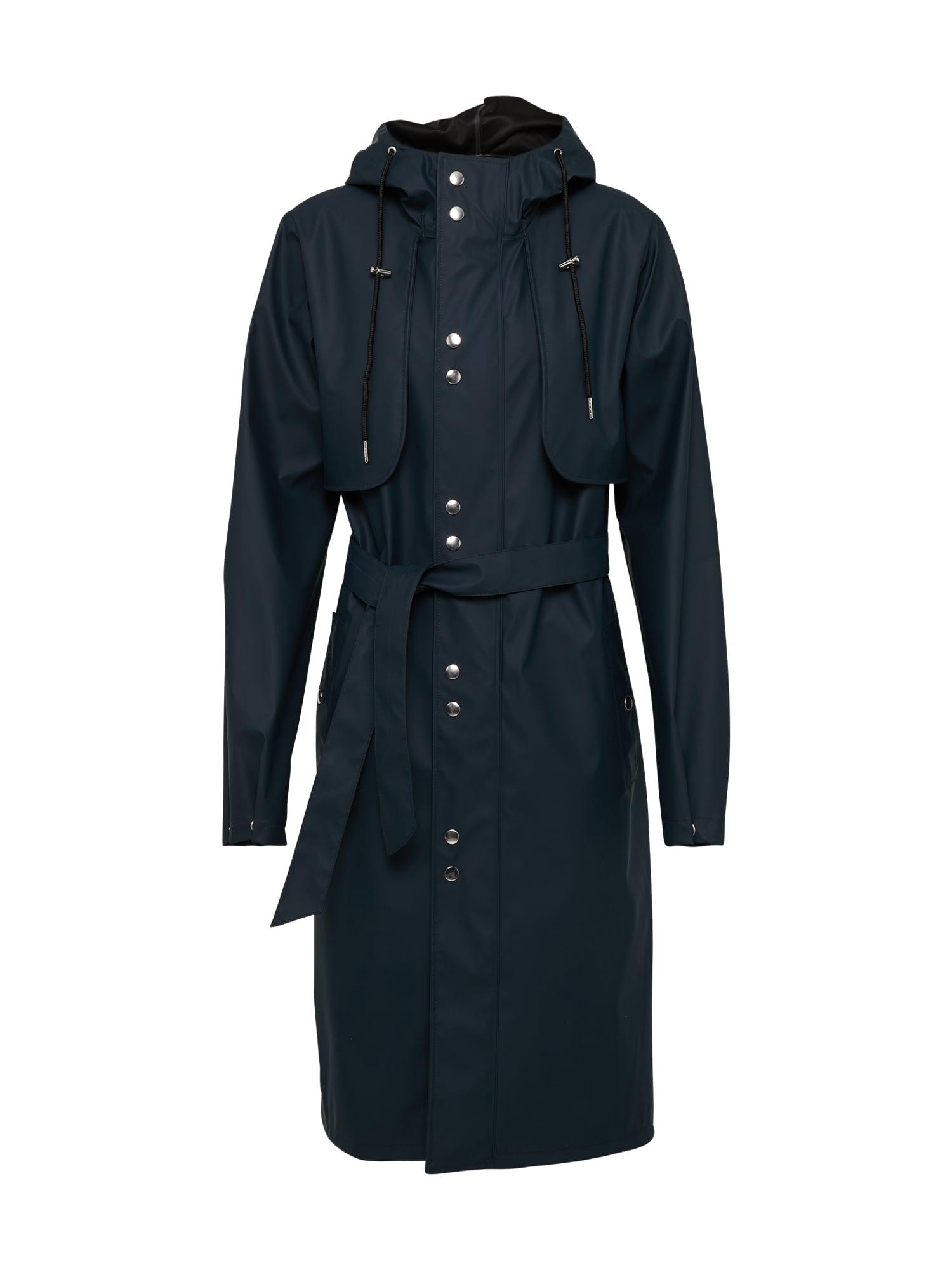 Y.A.S Přechodný kabát 'YASRAINA'  námořnická modř