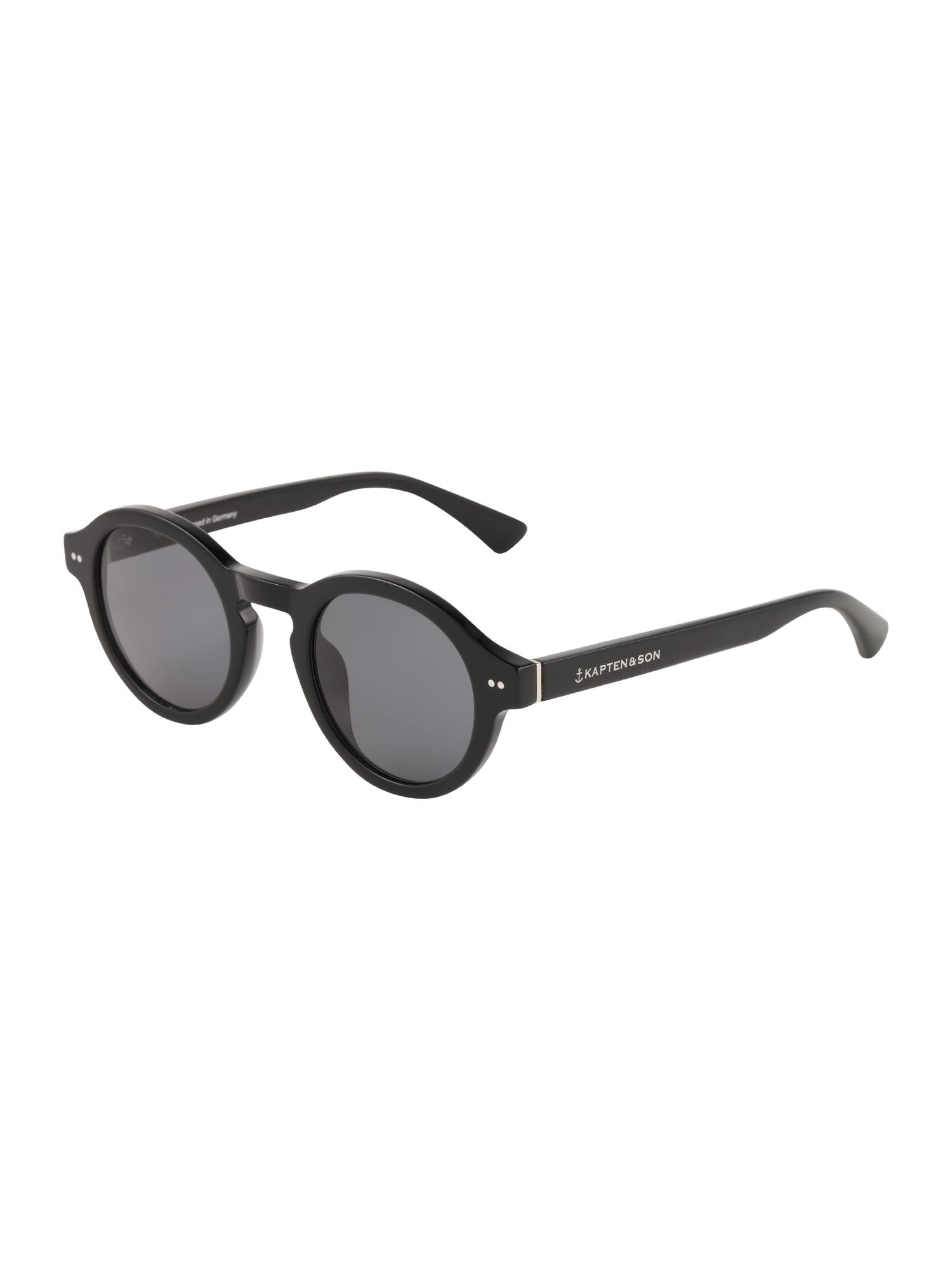 Sluneční brýle Tokyo černá Kapten & Son