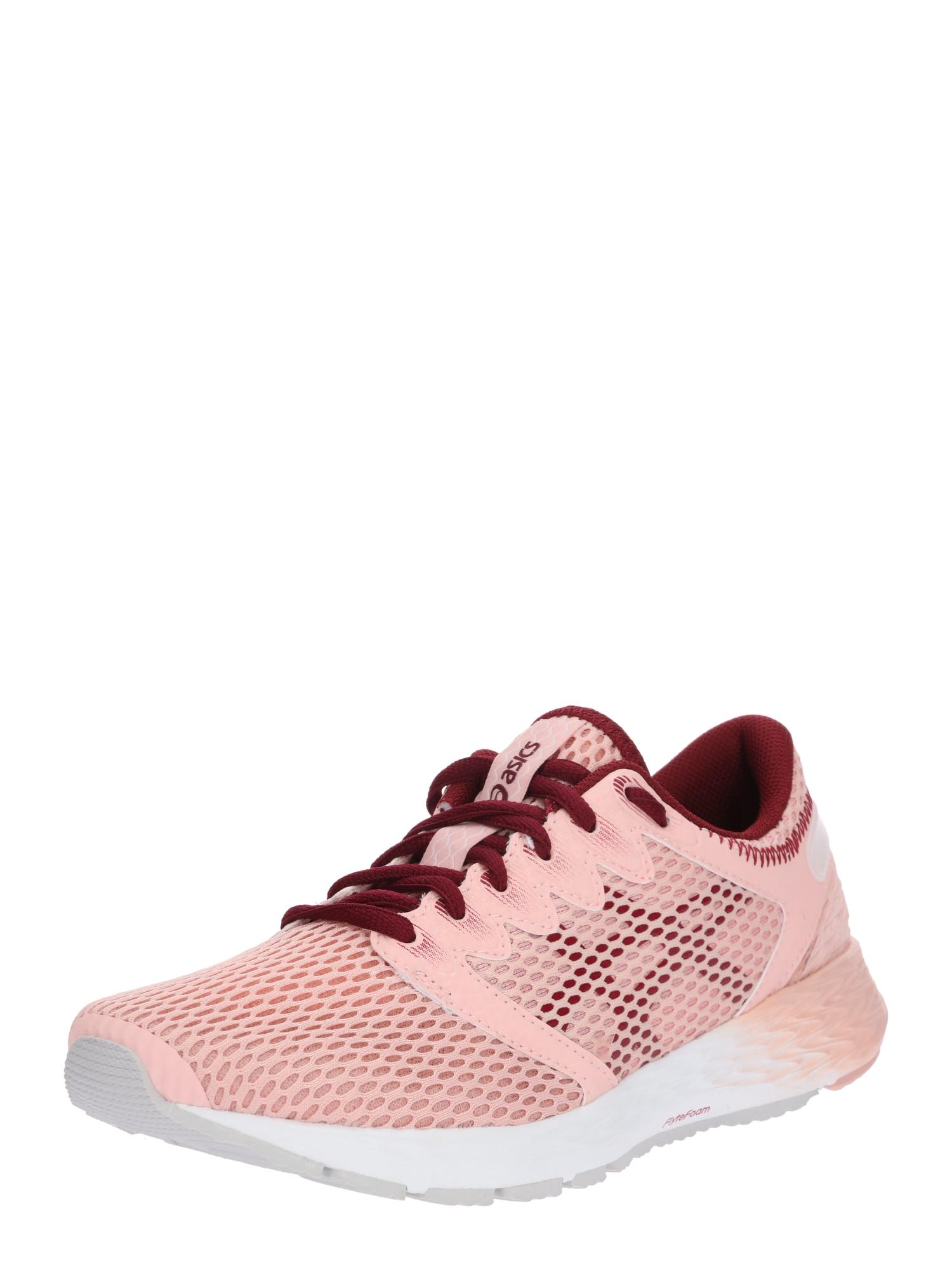 Sportovní boty RoadHawk FF 2 růžová merlot ASICS