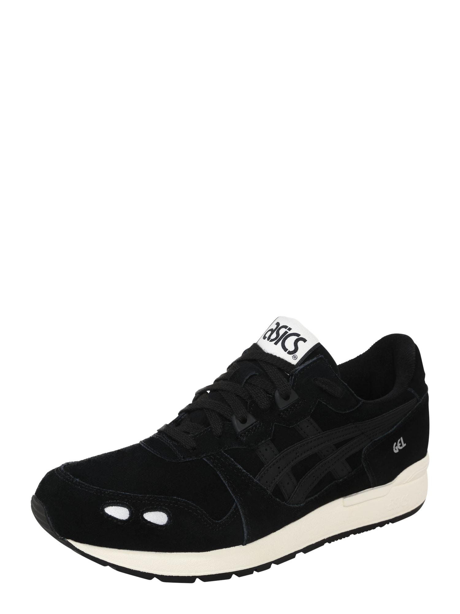 Asics Tiger, Heren Sneakers laag 'GEL-LYTE', zwart / wit