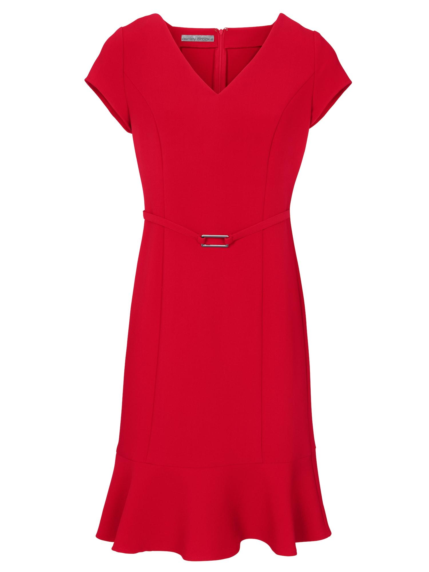 Etuikleid | Bekleidung > Kleider > Etuikleider | Rot | heine